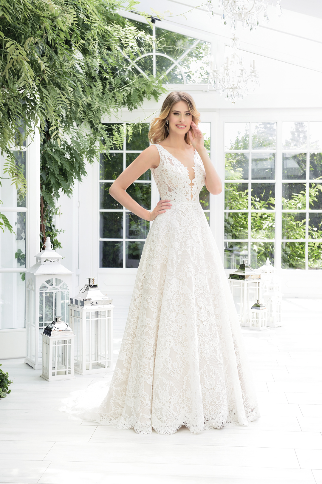 Hochzeitskleid Agnes Bridal Dream TO-900T