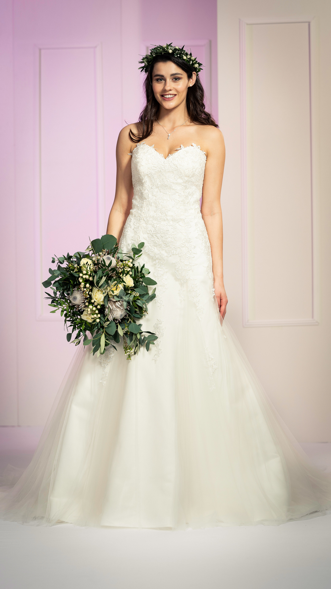 Brautkleid Dress My Yes Kollektion 2020 Modell DY1-6185