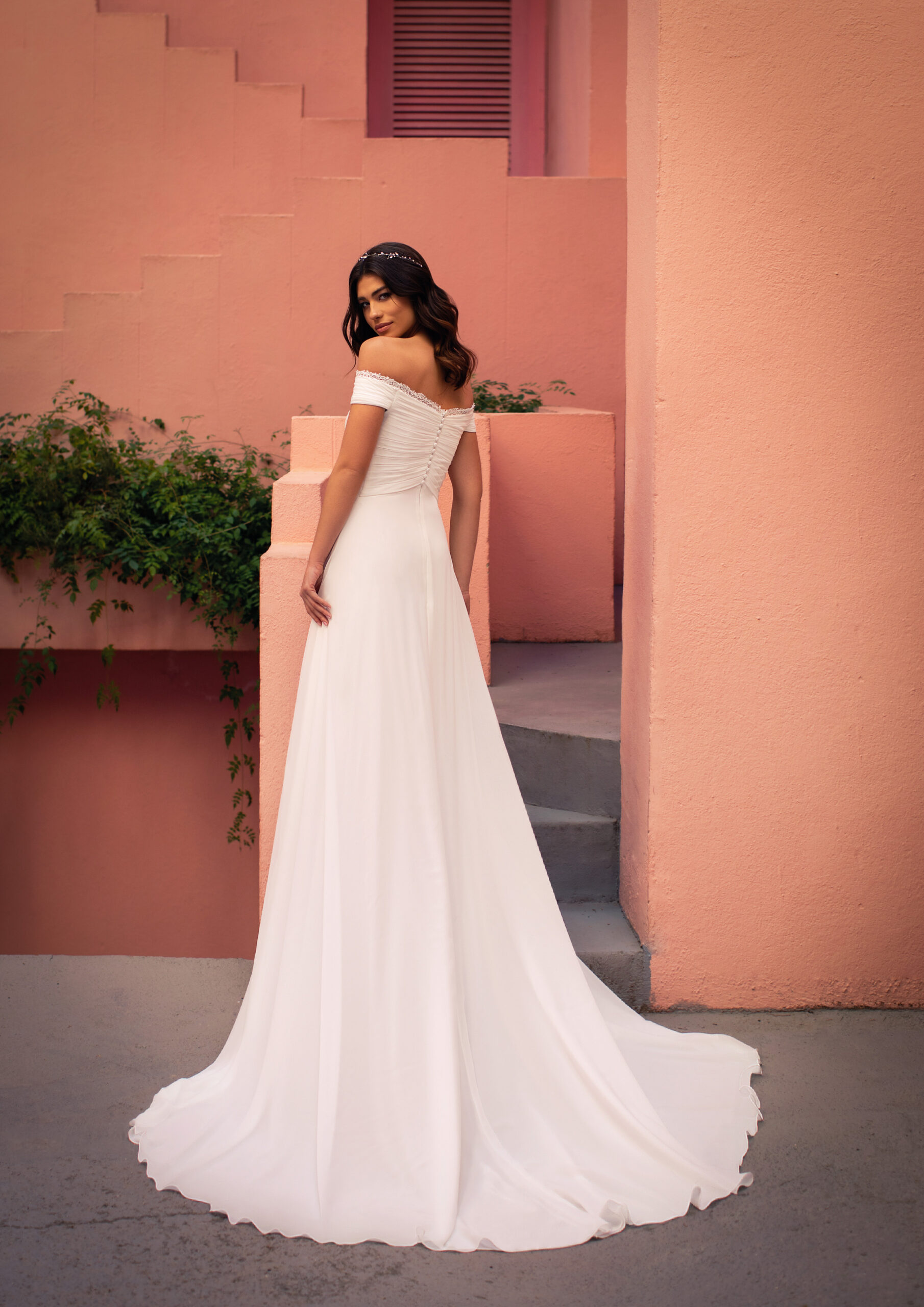 Brautkleid ANGELICA 2021 Kollektion