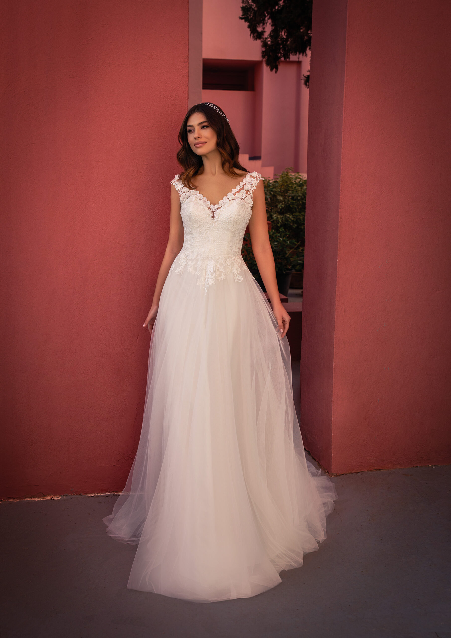 Brautkleid CALLA 2021 Kollektion