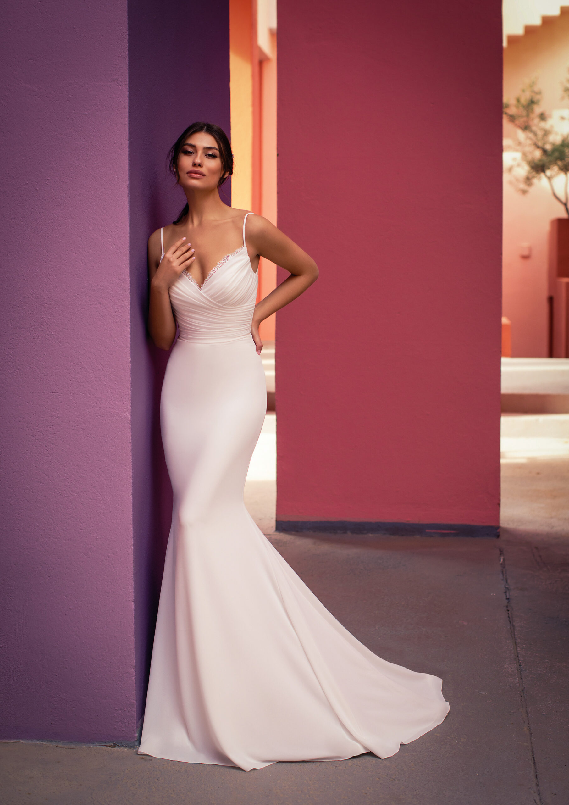 Brautkleid LILAC 2021 Kollektion