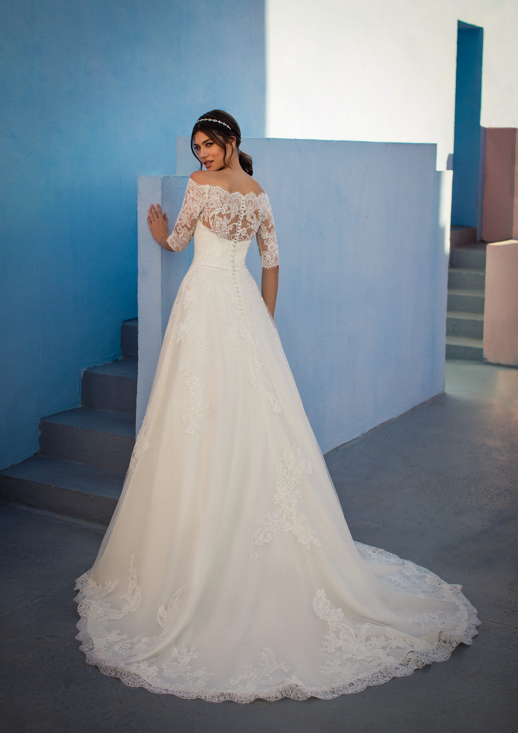 Brautkleid OSSA 2021 Kollektion