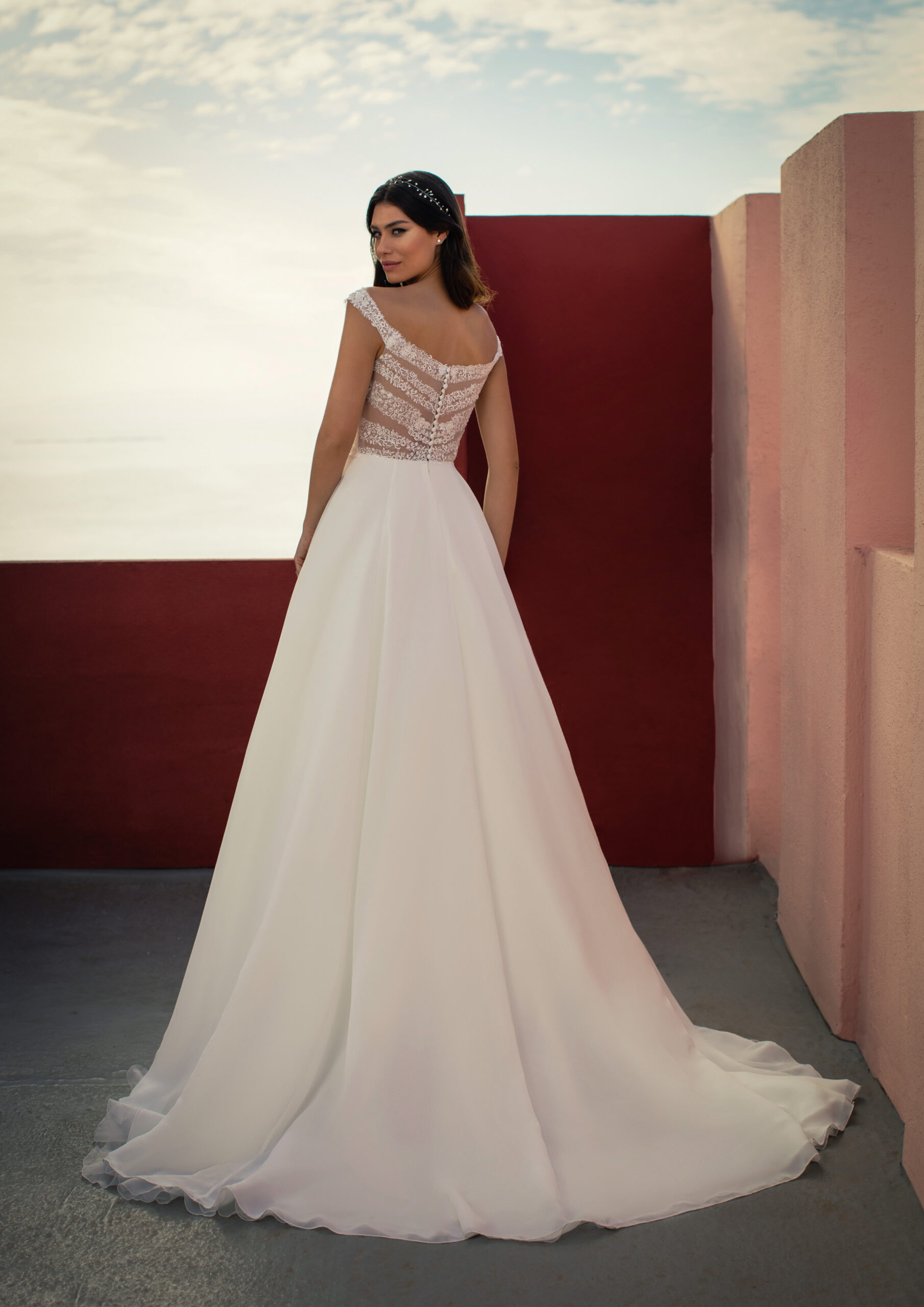 Brautkleid PARSIMMON 2021 Kollektion
