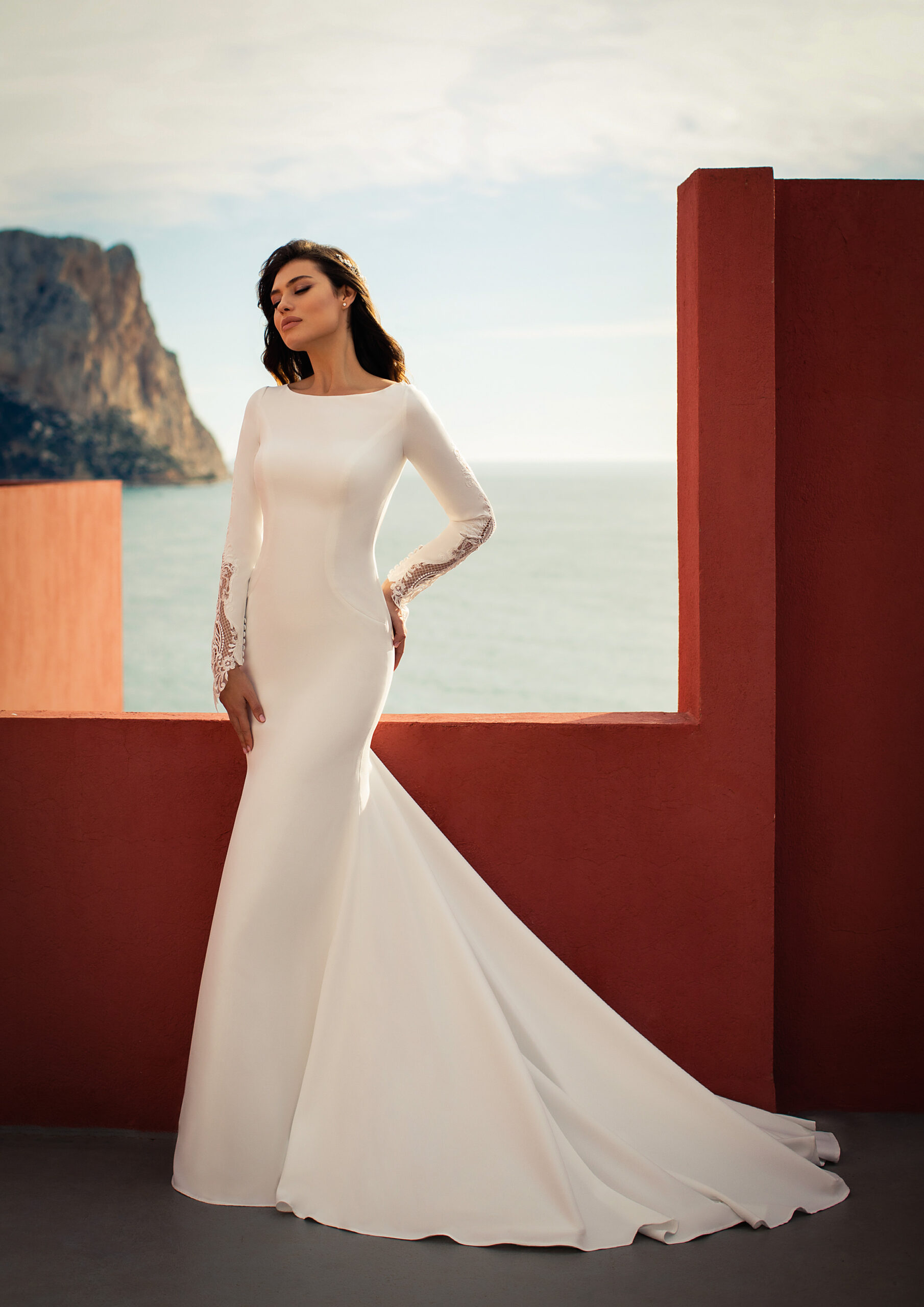 Brautkleid SEA 2021 Kollektion