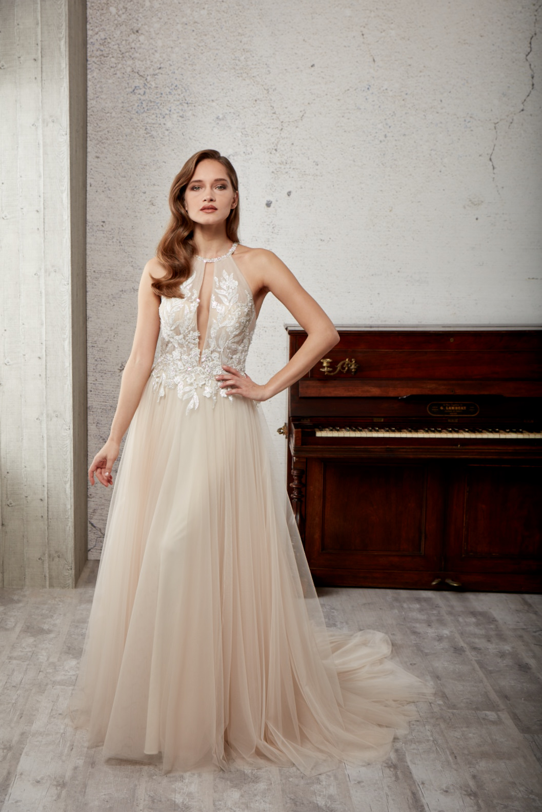 Eddy K Couture 2019 - Brautkleid CT212