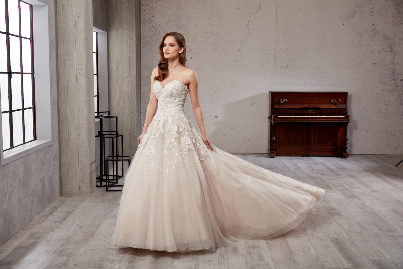 Eddy K Couture 2019 - Brautkleid CT219