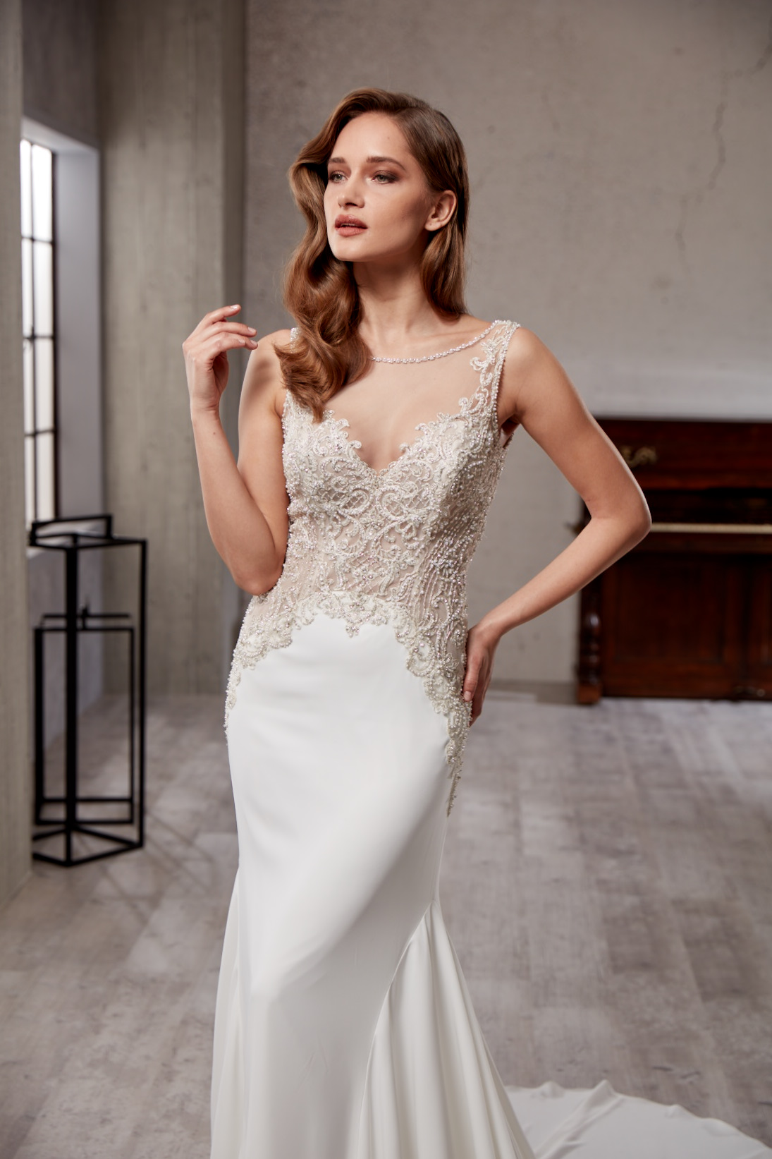 Eddy K Couture 2019 - Brautkleid CT223