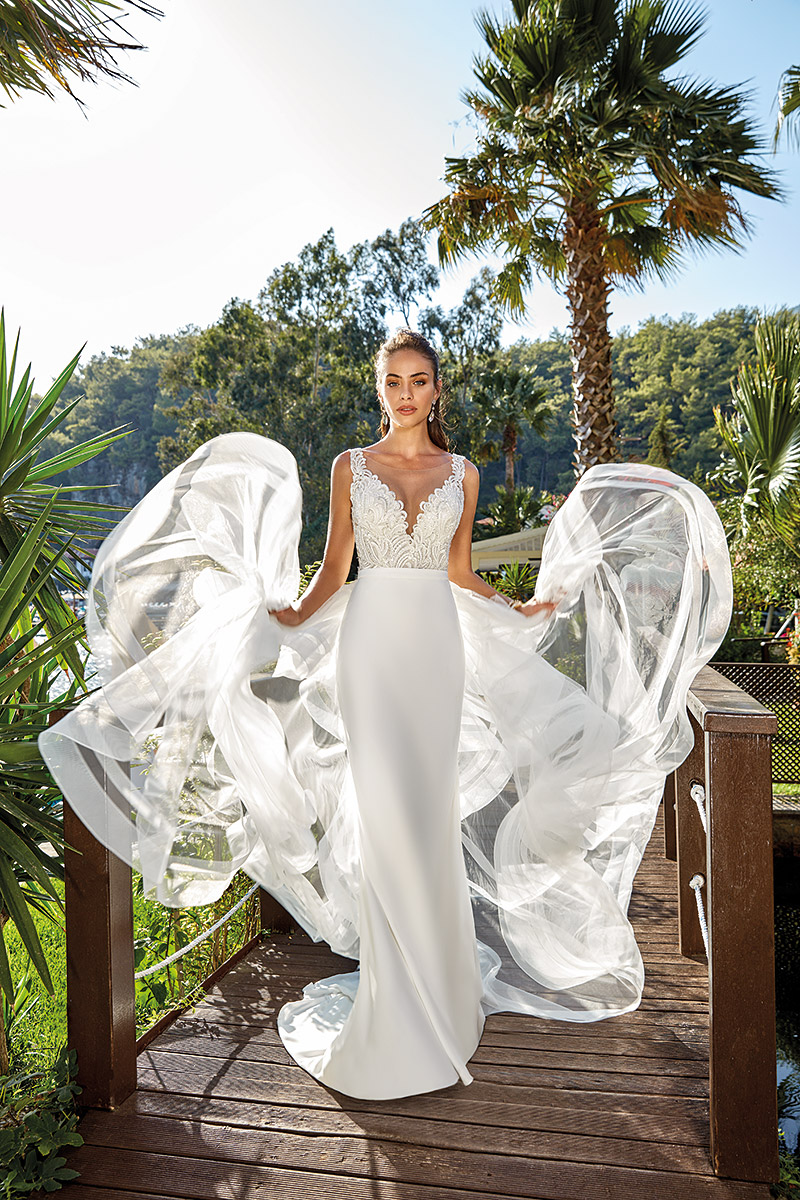 Eddy K - DREAMS - 2019 - Brautkleid Simona