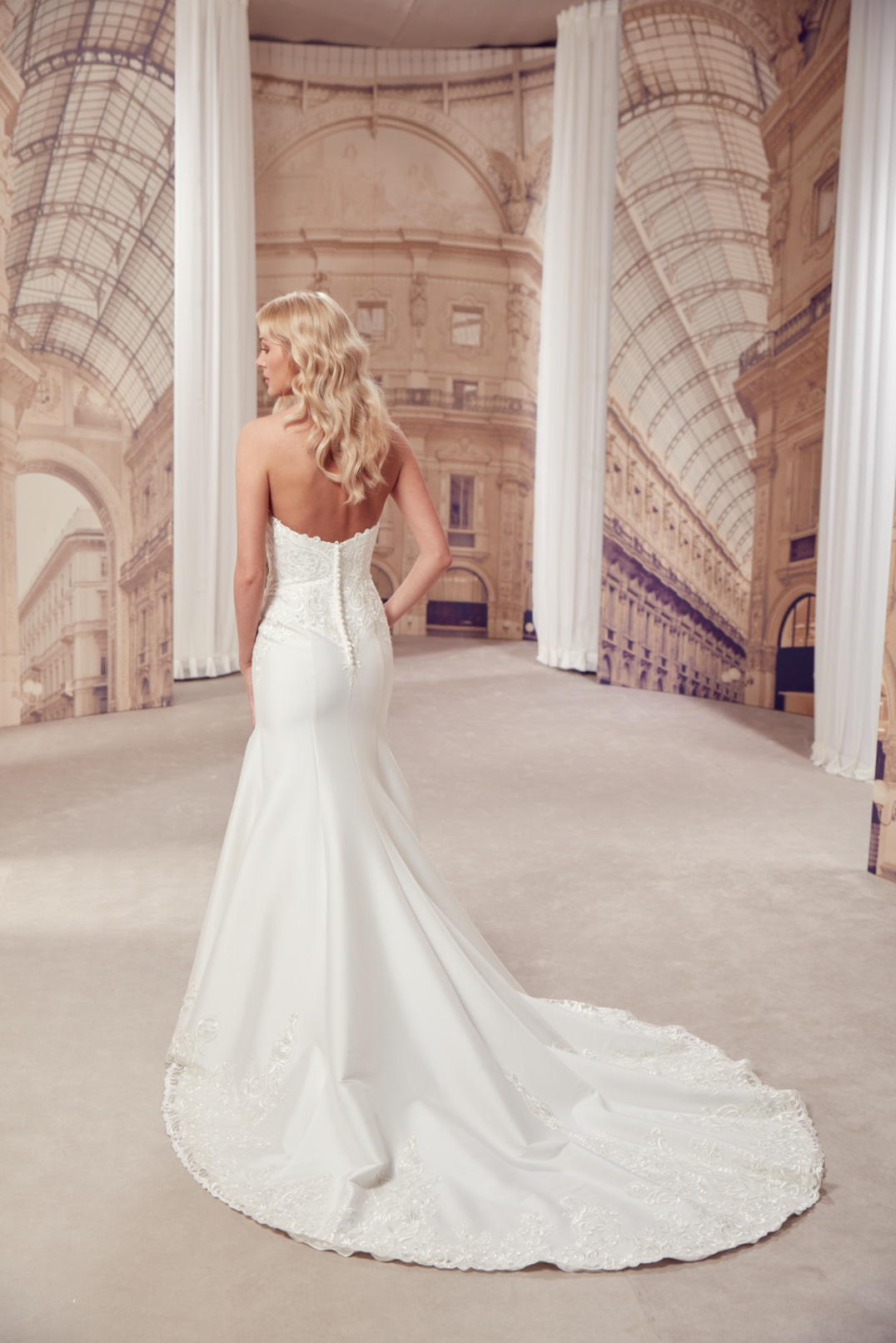 Milano by Eddy K - Brautkleid MD268