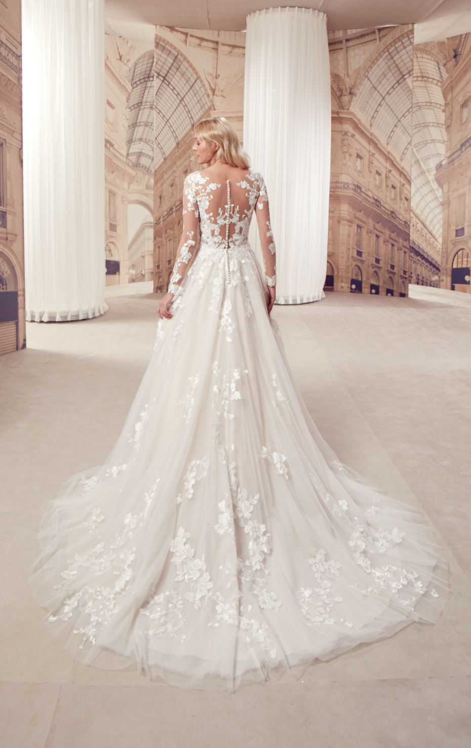 Milano by Eddy K - Brautkleid MD269