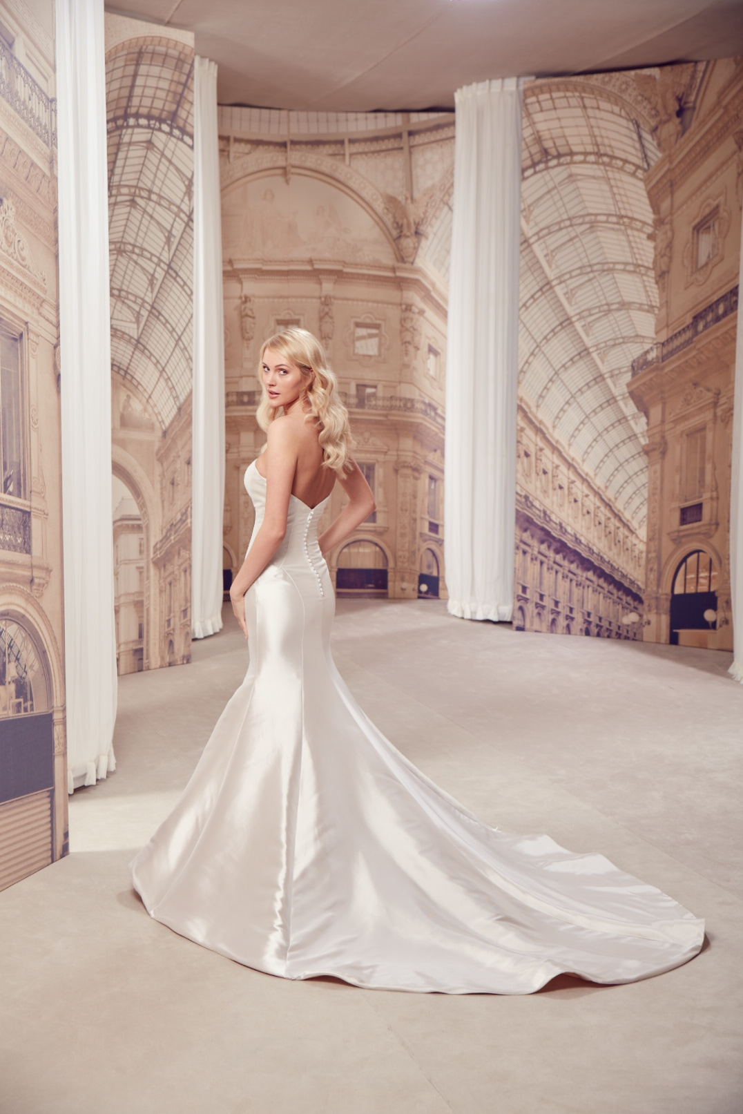 Milano by Eddy K - Brautkleid MD270