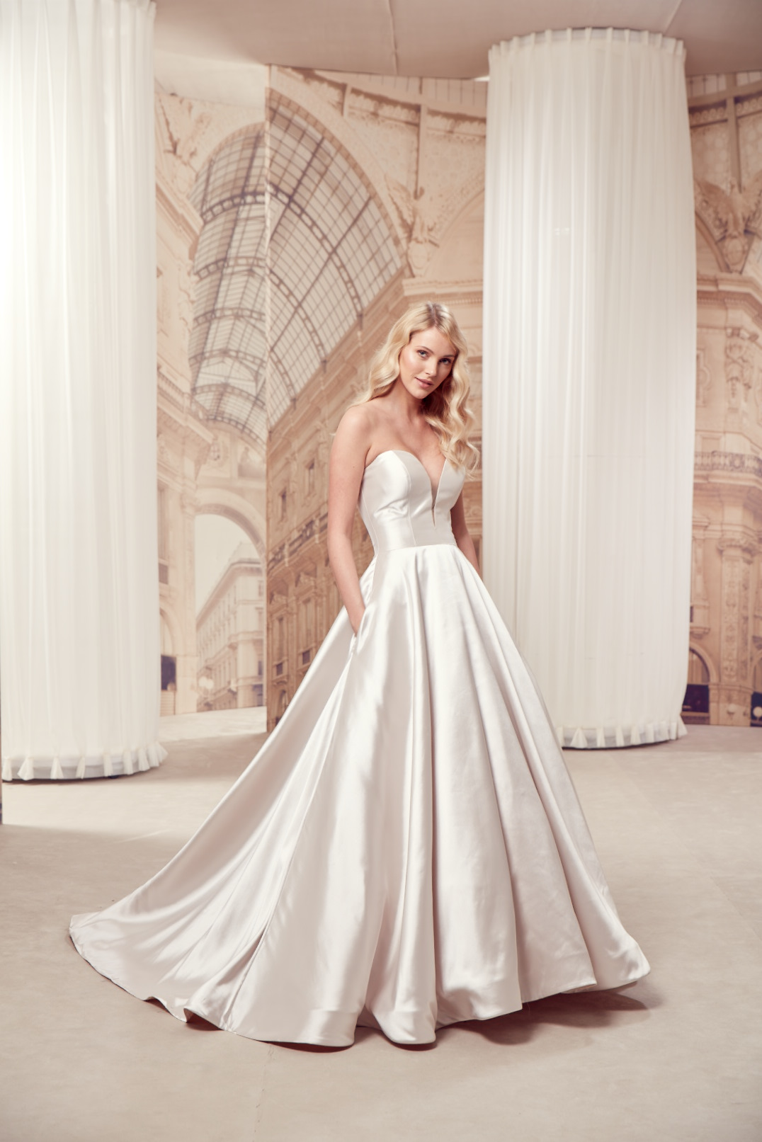 Milano by Eddy K - Brautkleid MD273
