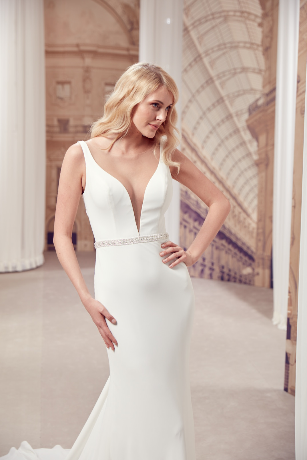 Milano by Eddy K - Brautkleid MD274