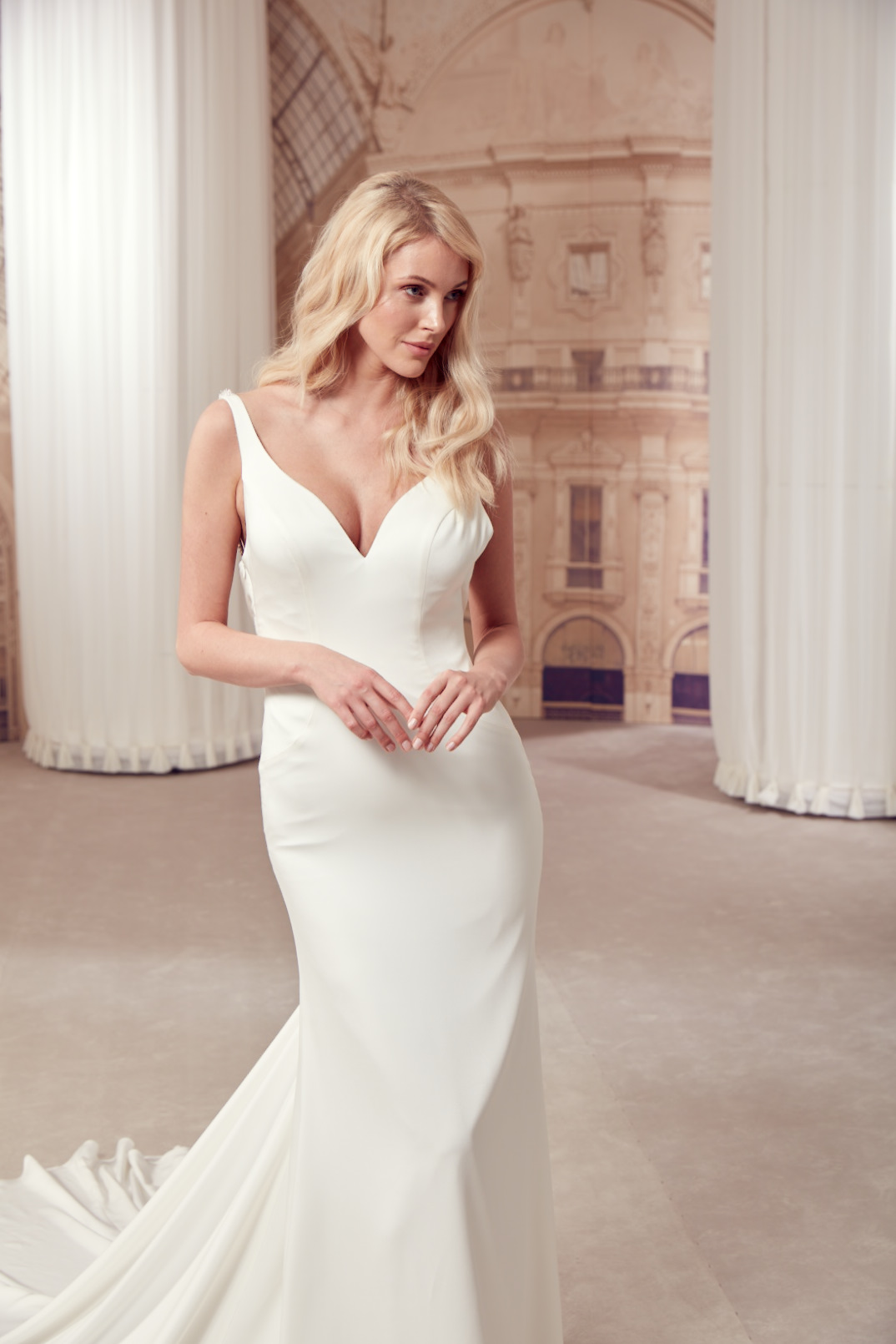 Milano by Eddy K - Brautkleid MD277