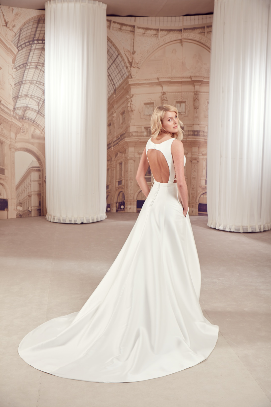 Milano by Eddy K - Brautkleid MD282