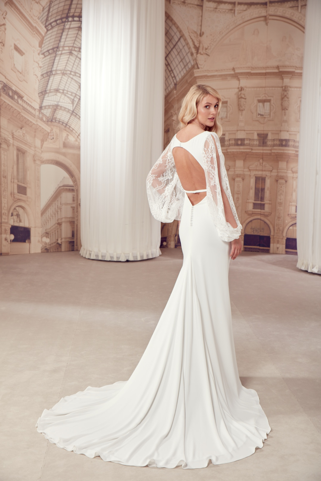 Milano by Eddy K - Brautkleid MD286