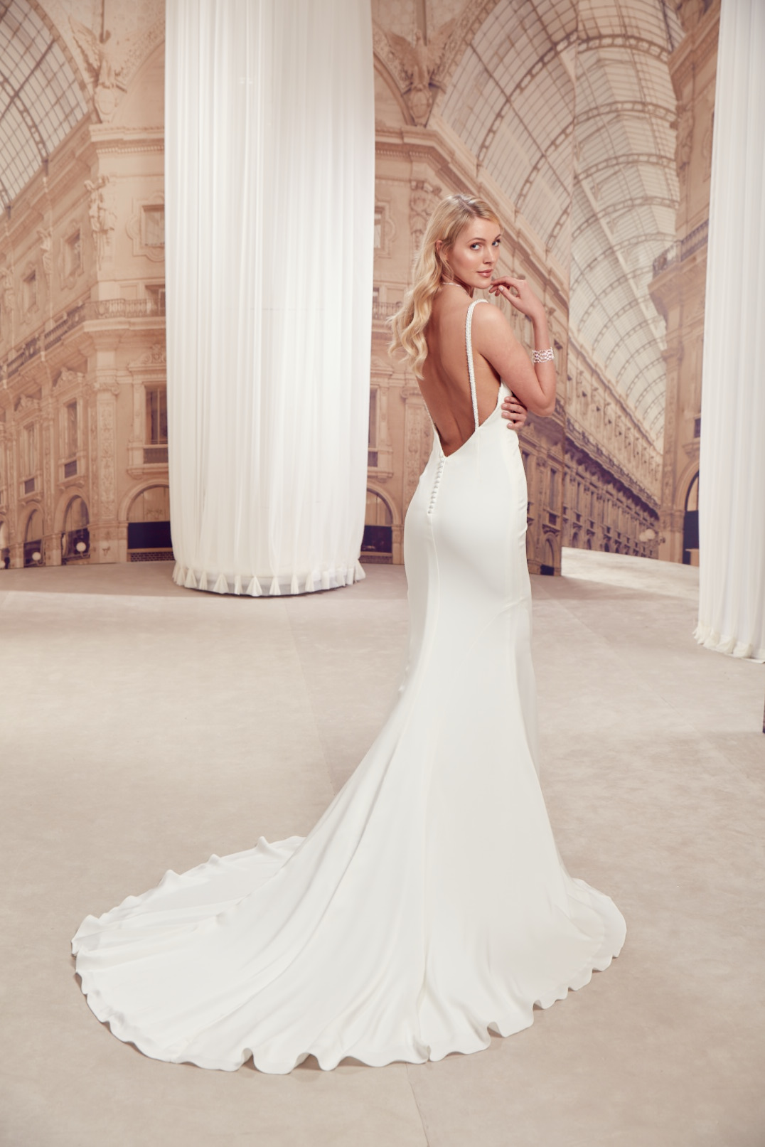 Milano by Eddy K - Brautkleid MD288