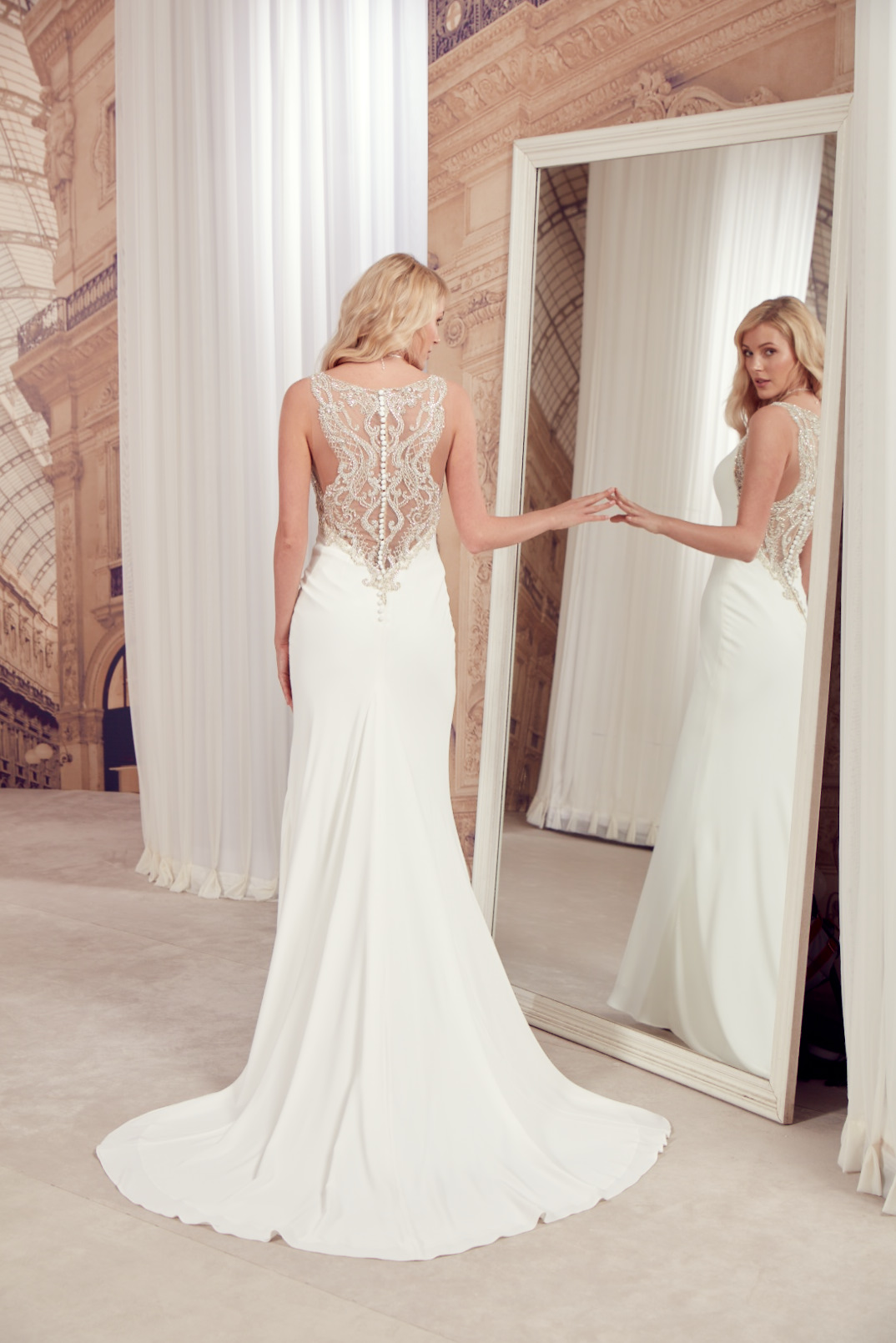 Milano by Eddy K - Brautkleid MD289