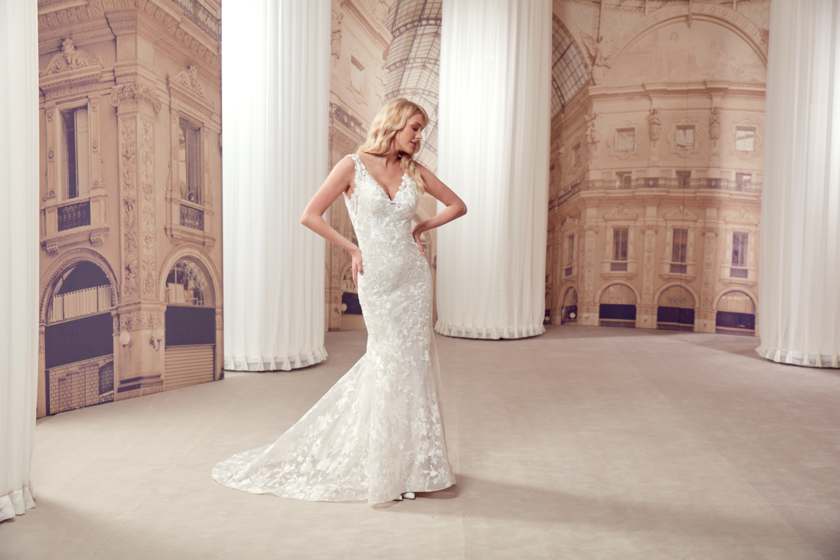 Milano by Eddy K - Brautkleid MD290