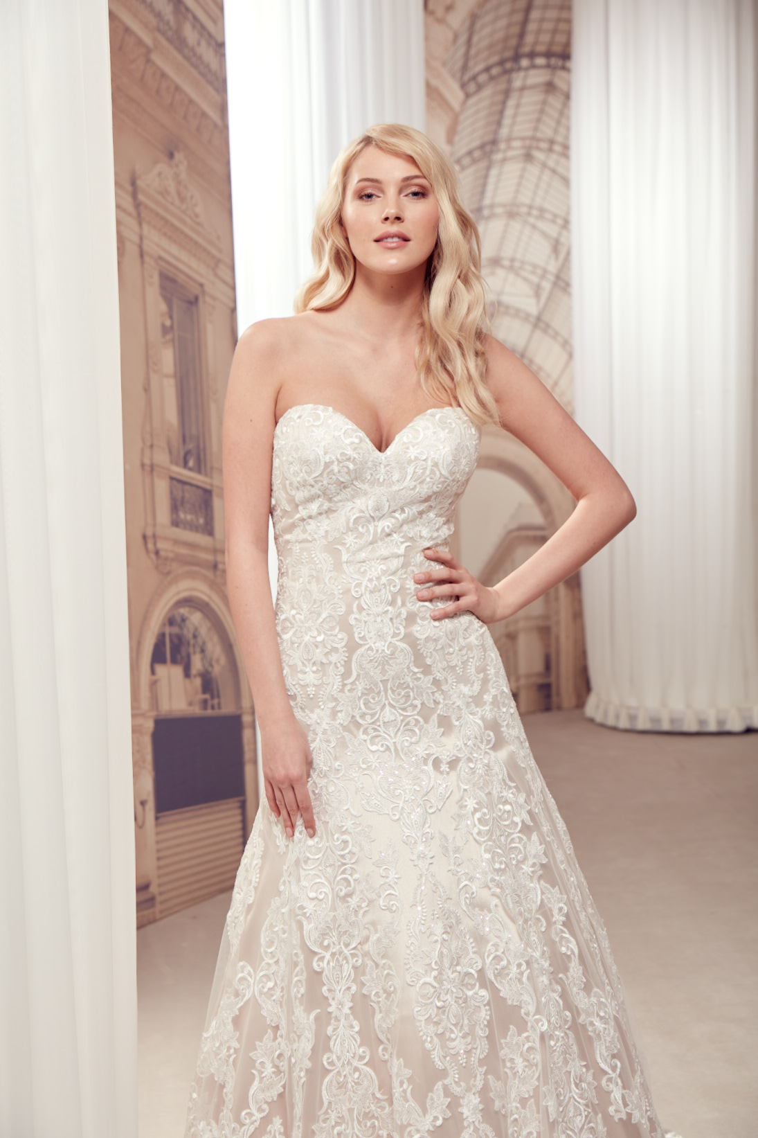 Milano by Eddy K - Brautkleid MD291