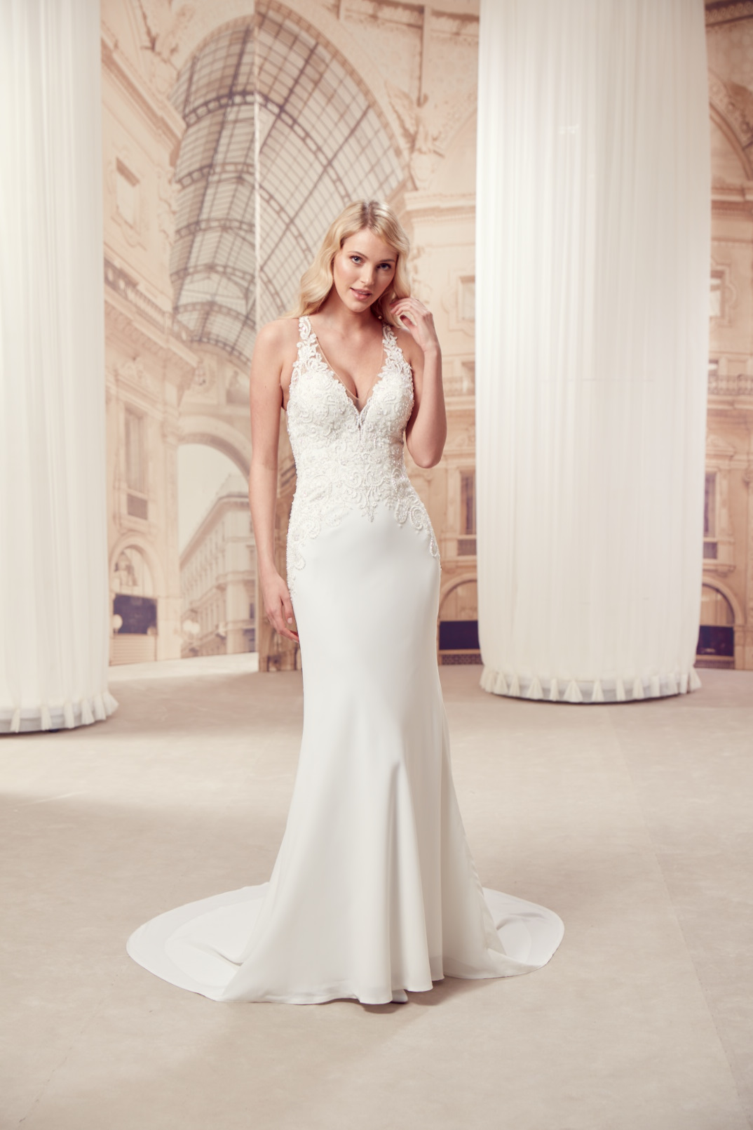 Milano by Eddy K - Brautkleid MD294