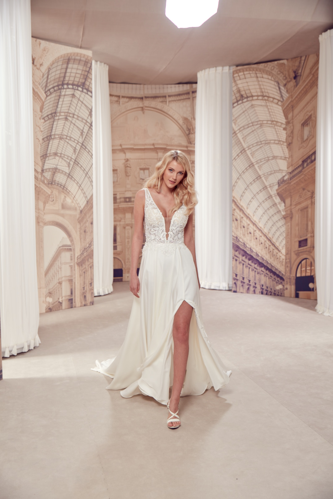 Milano by Eddy K - Brautkleid MD296