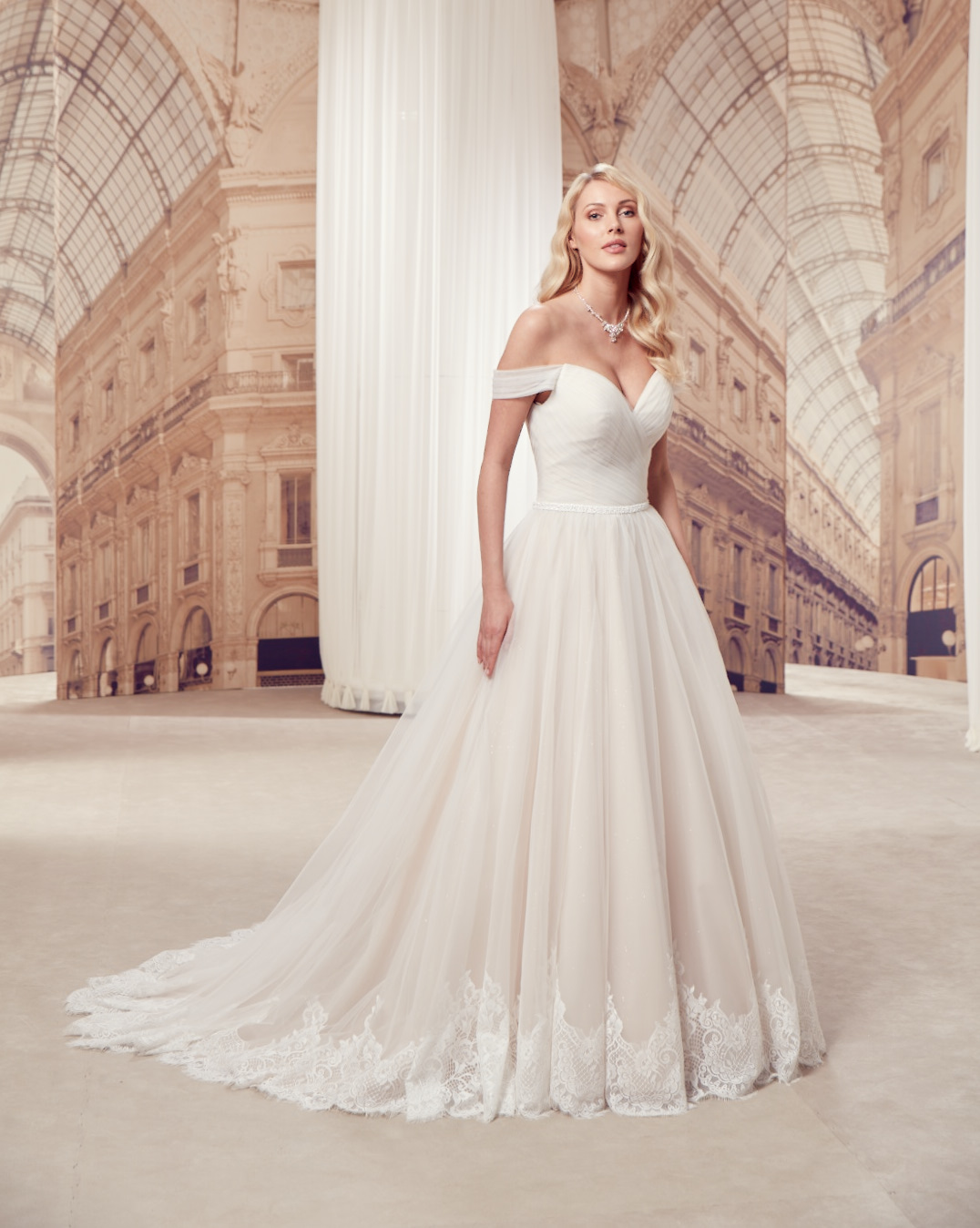 Milano by Eddy K - Brautkleid MD301