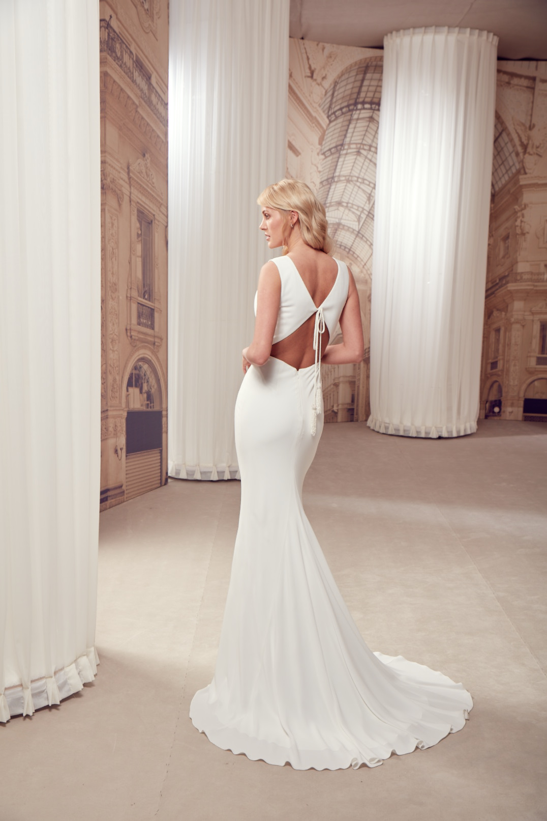 Milano by Eddy K - Brautkleid MD302