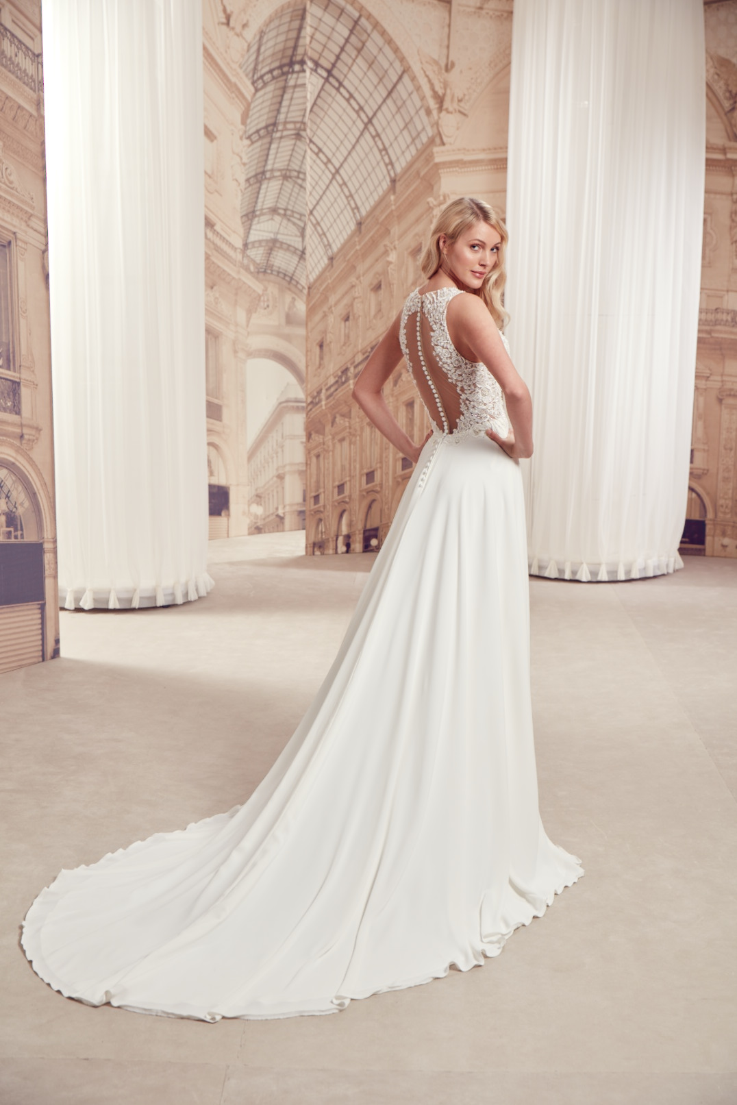Milano by Eddy K - Brautkleid MD303