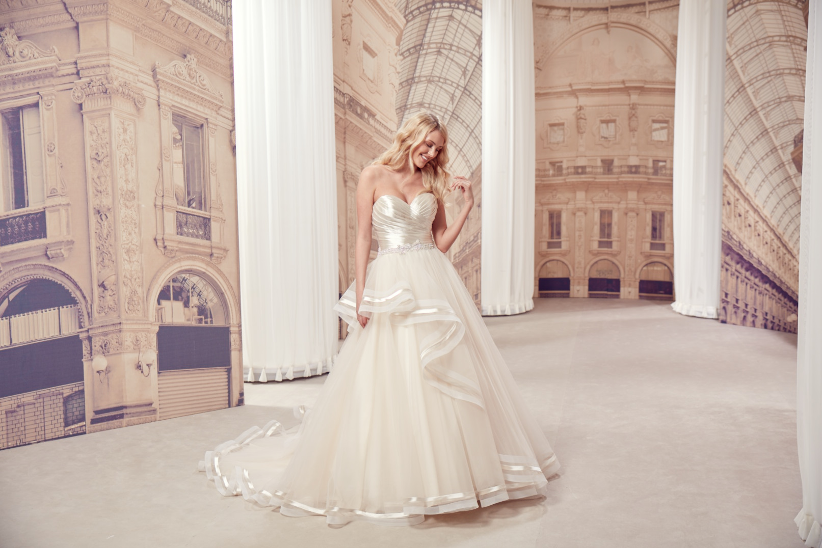 Milano by Eddy K - Brautkleid MD305