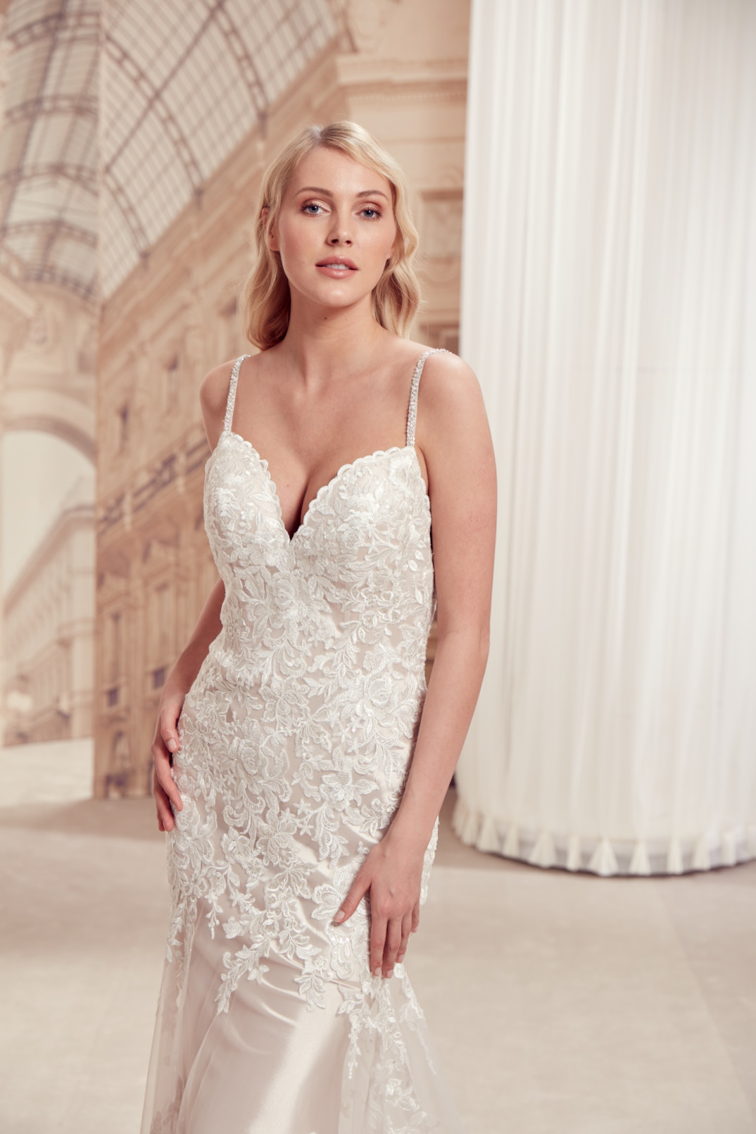 Milano by Eddy K - Brautkleid MD306