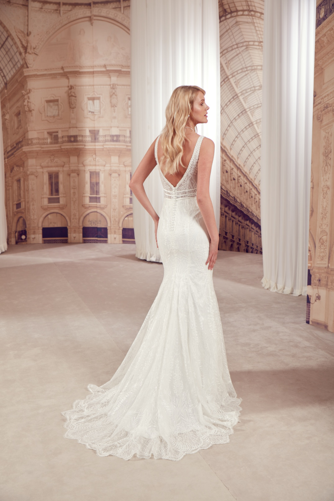 Milano by Eddy K - Brautkleid MD307