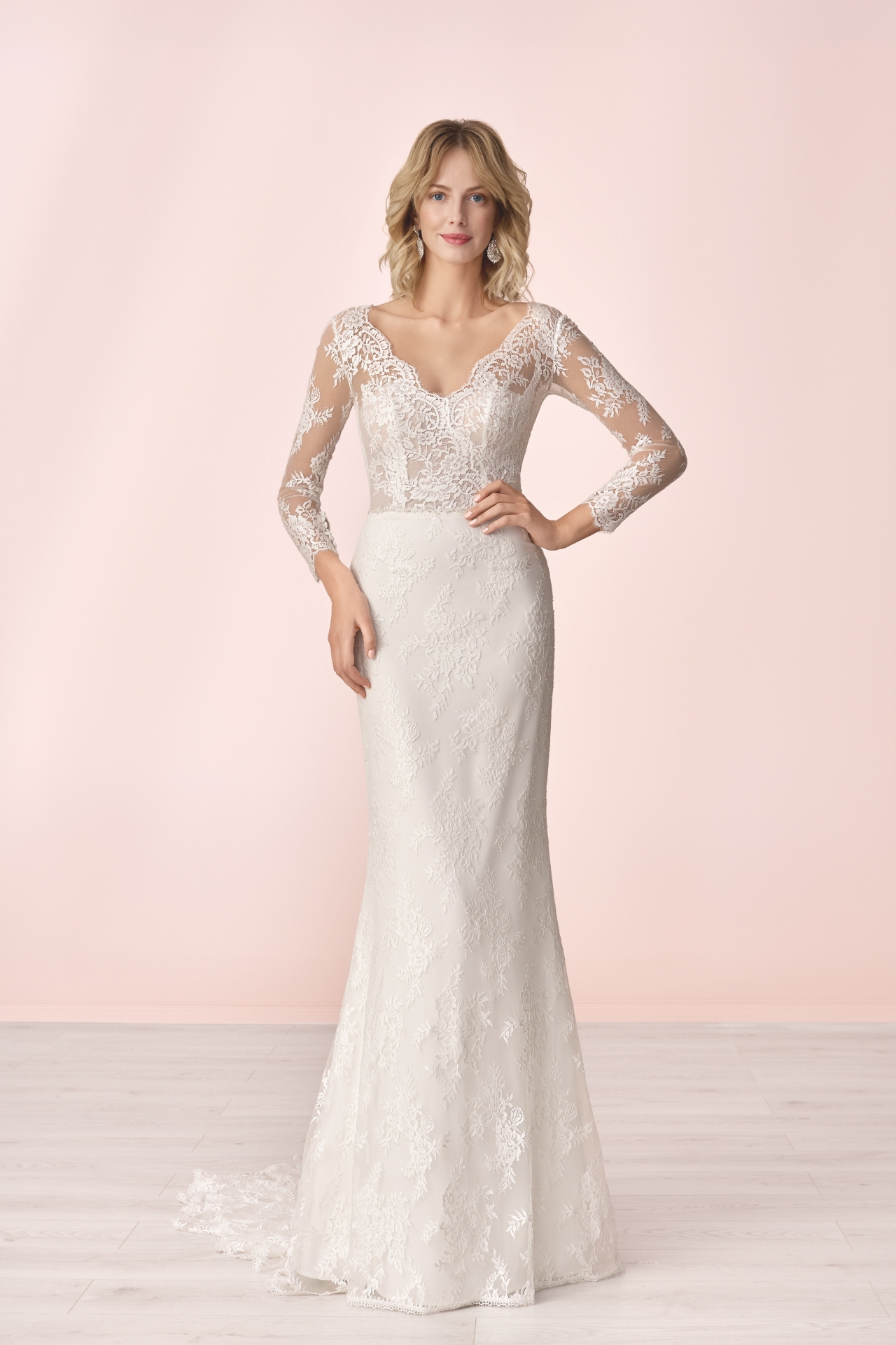 Brautkleid Elizabeth Konin 2019 - 4093T-1