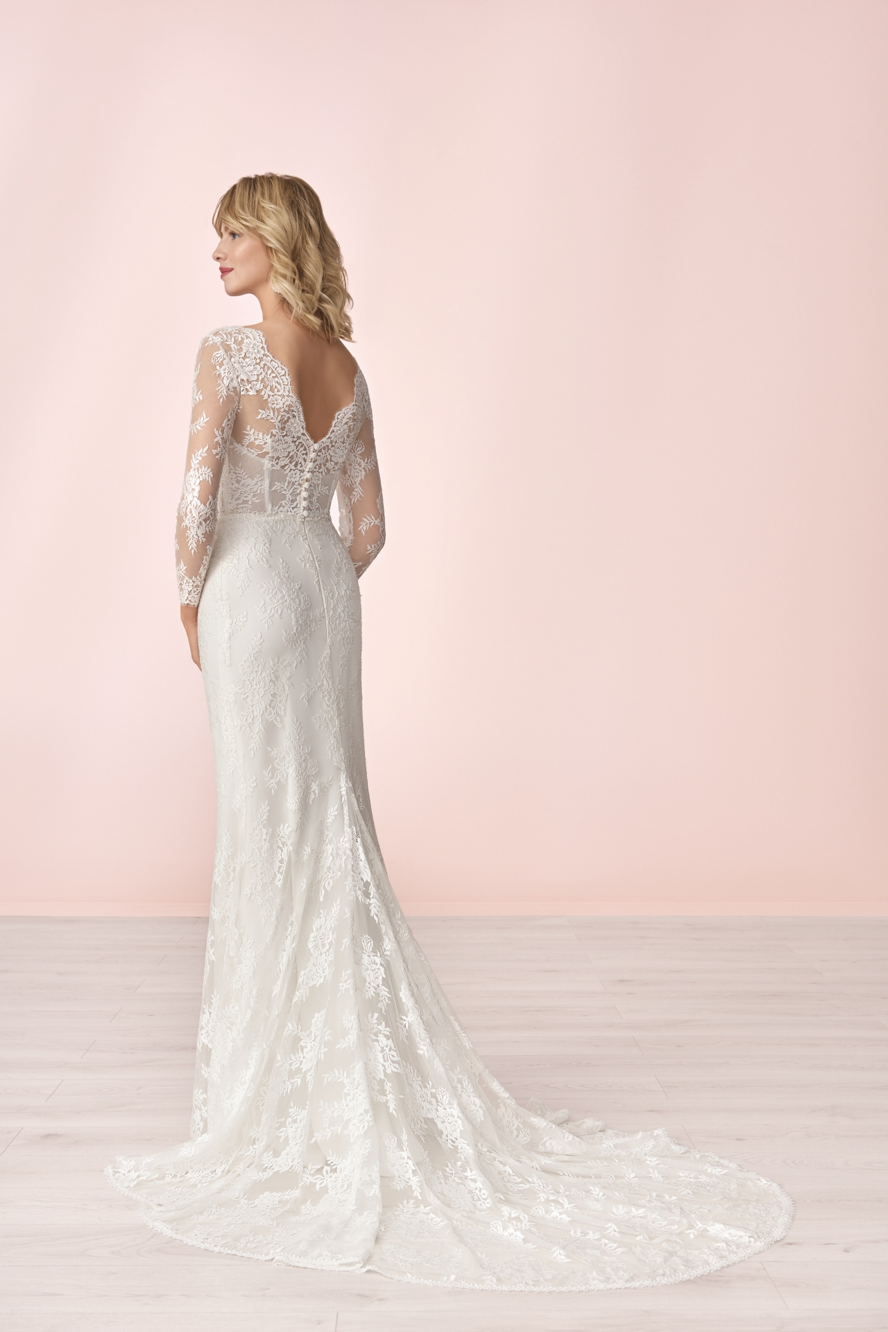 Brautkleid Elizabeth Konin 2019 - 4093T-2