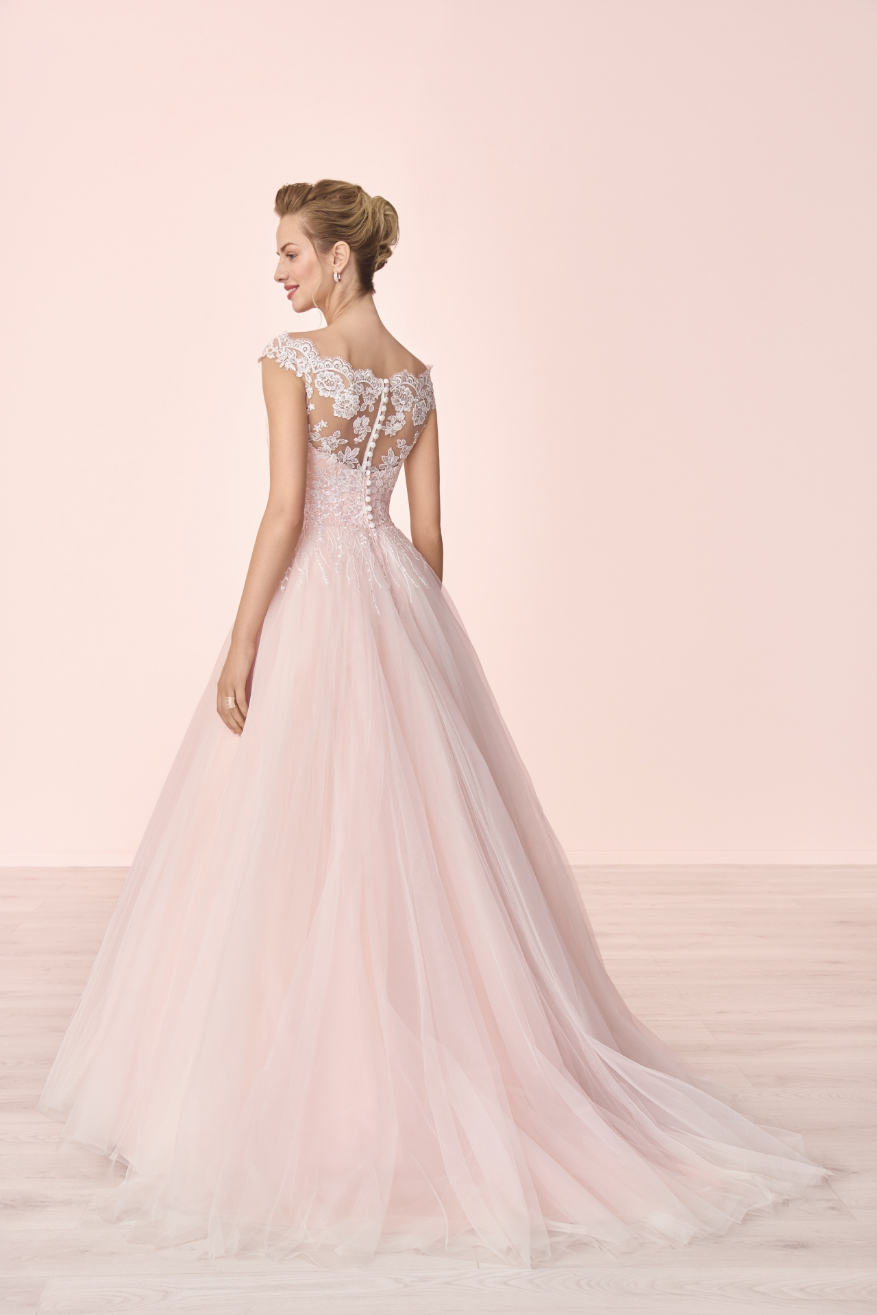 Brautkleid Elizabeth Konin 2019 - 4101T-1