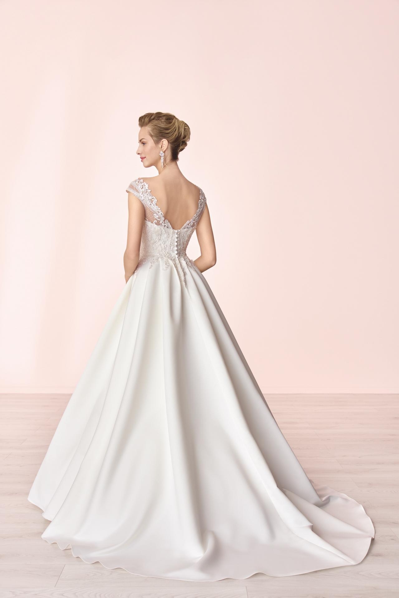 Brautkleid Elizabeth Konin 2019 - 4105T-2