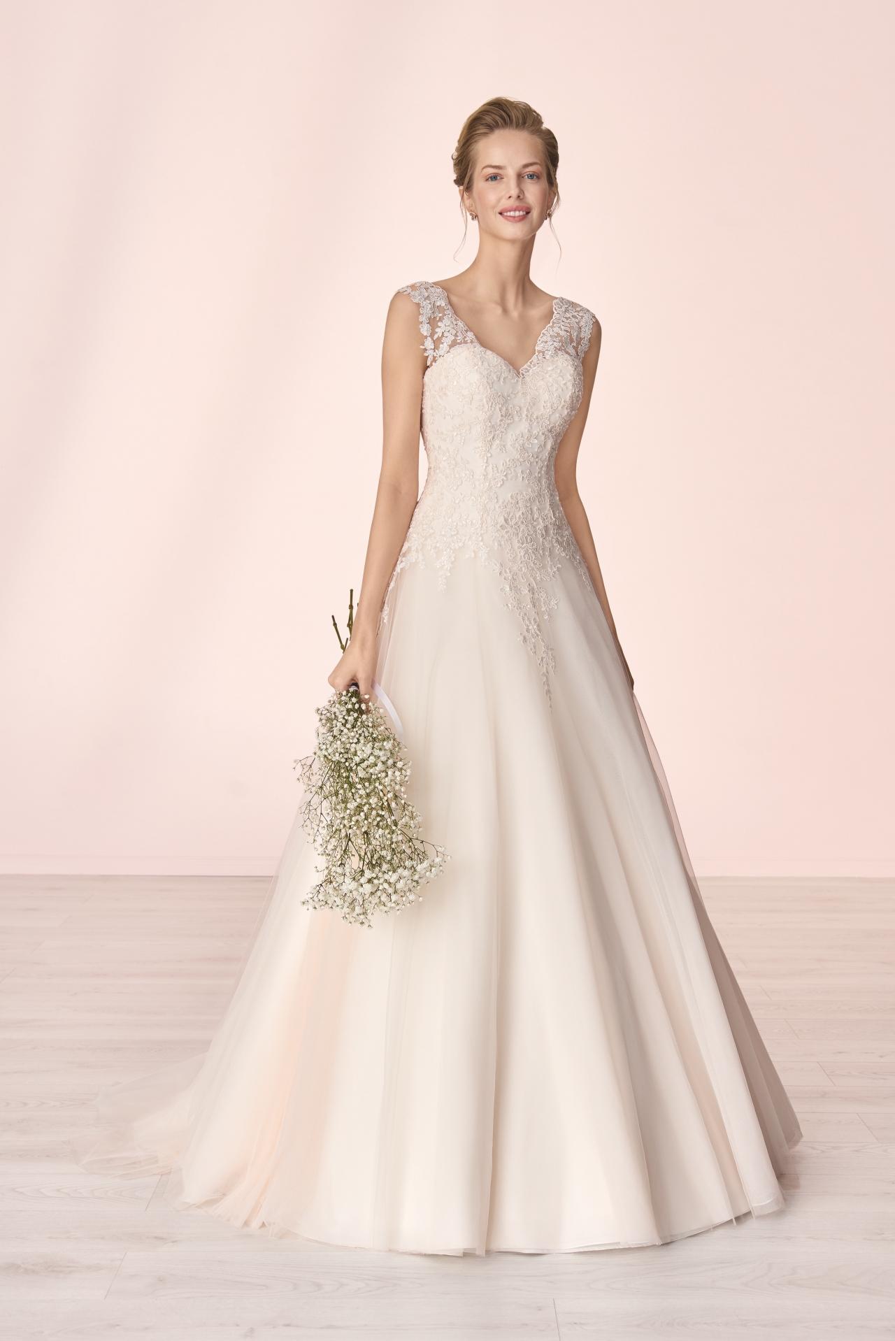 Brautkleid Elizabeth Konin 2019 - 4111T-0