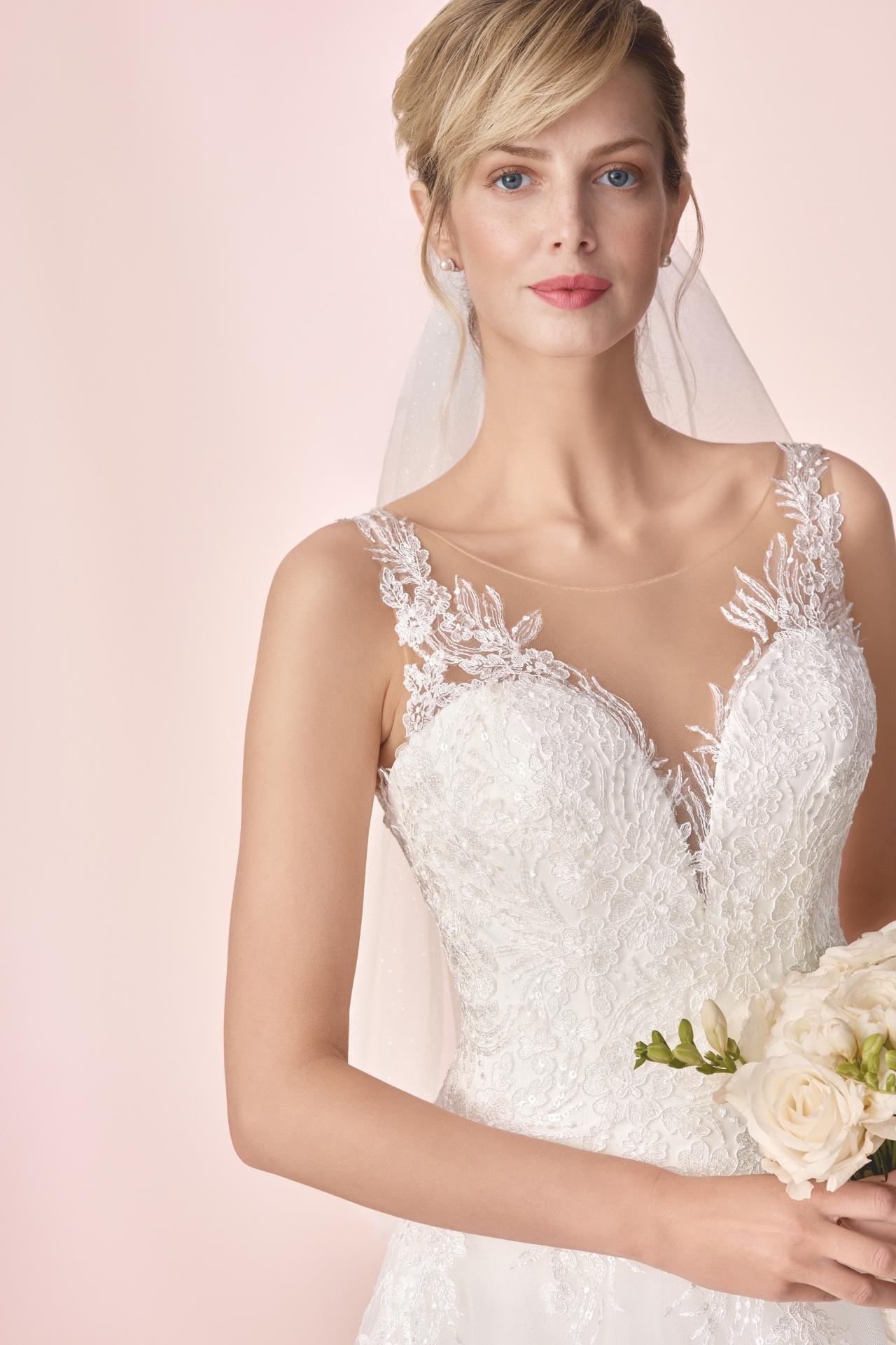 Brautkleid Elizabeth Konin 2019 - 4120T-0