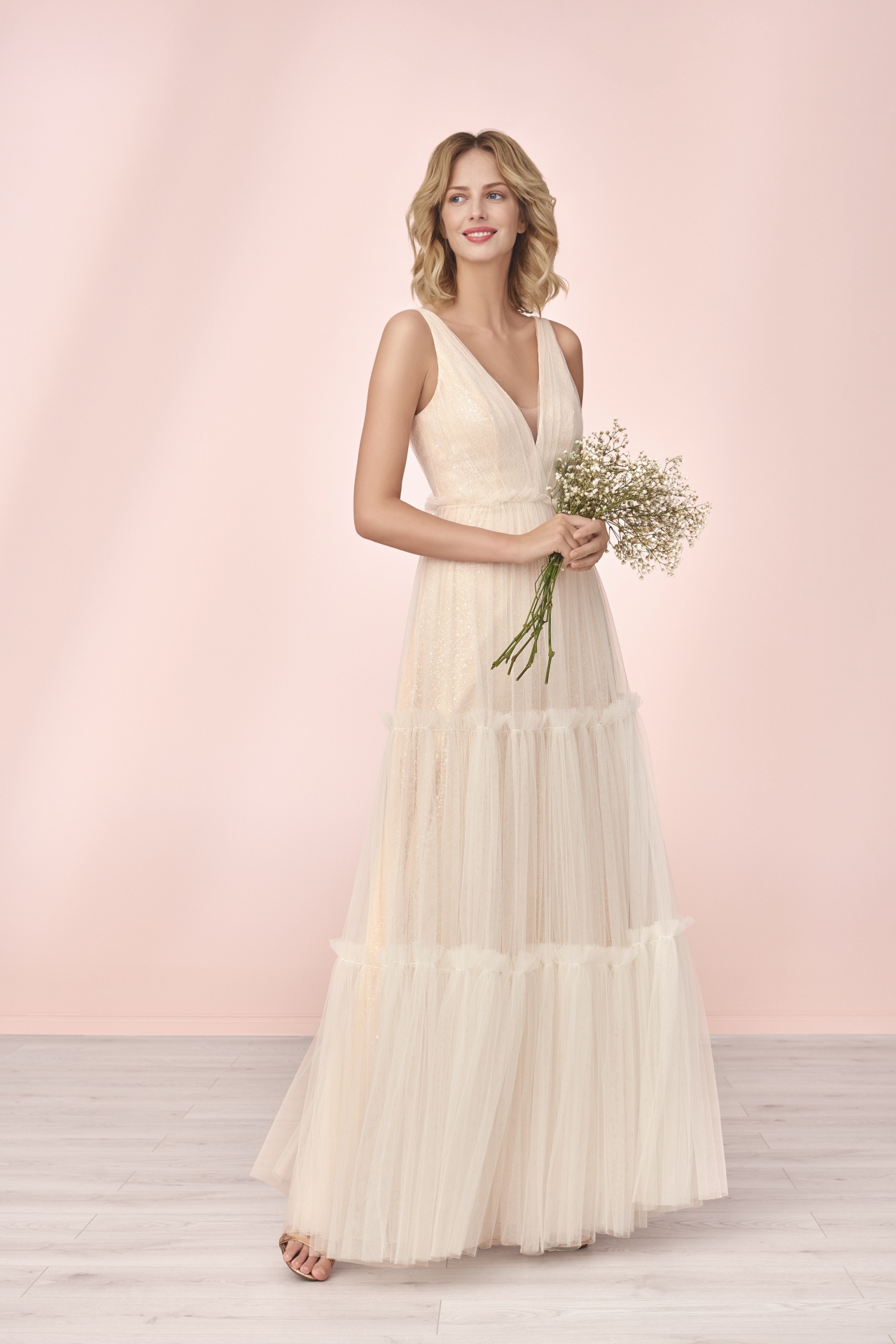 Brautkleid Elizabeth Konin 2019 - 4122T-1