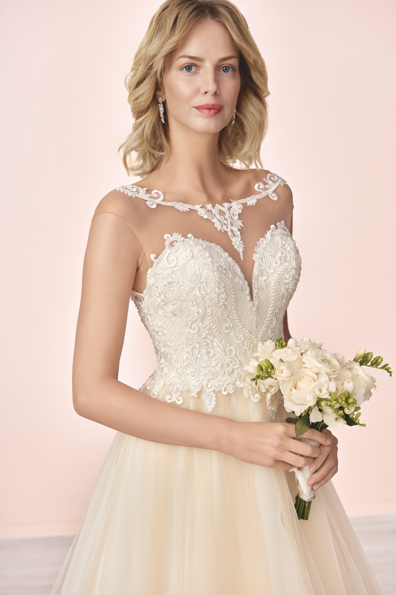 Brautkleid Elizabeth Konin 2019 - 4129T-0