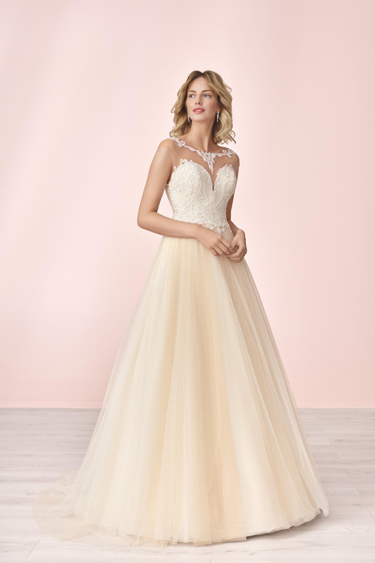 Brautkleid Elizabeth Konin 2019 - 4129T-1