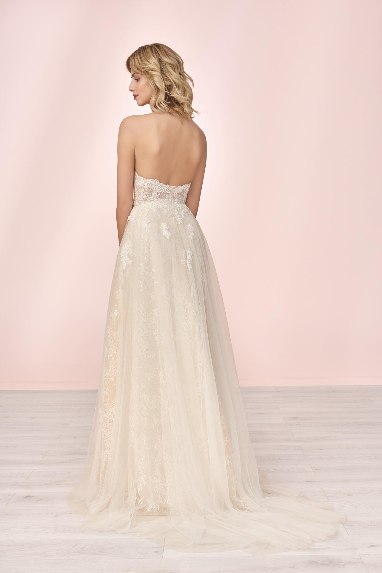 Brautkleid Elizabeth Konin 2019 - 4138T-1