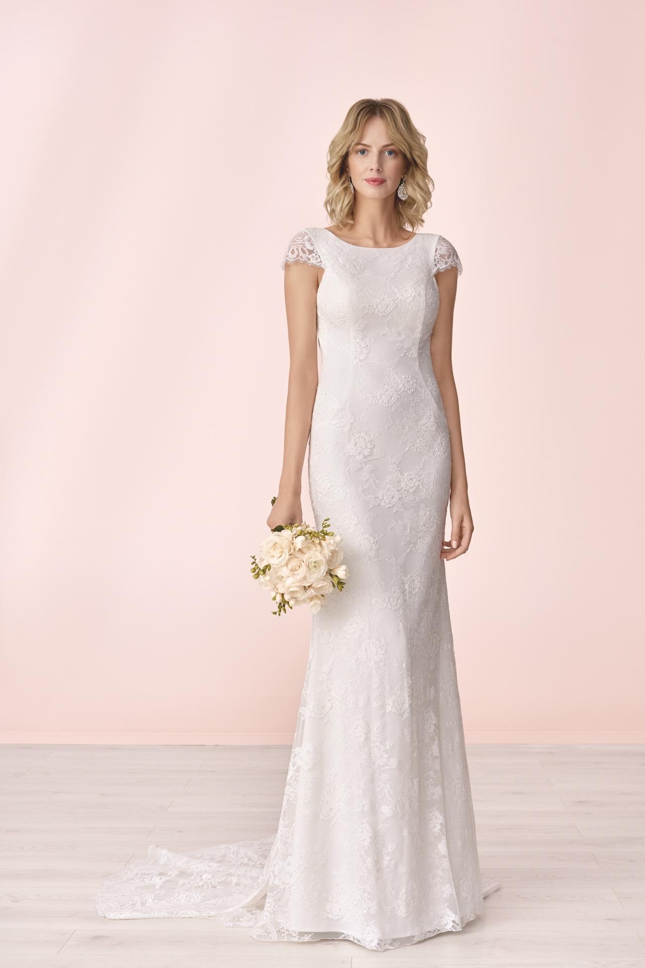 Brautkleid Elizabeth Konin 2019 - 4140T-1