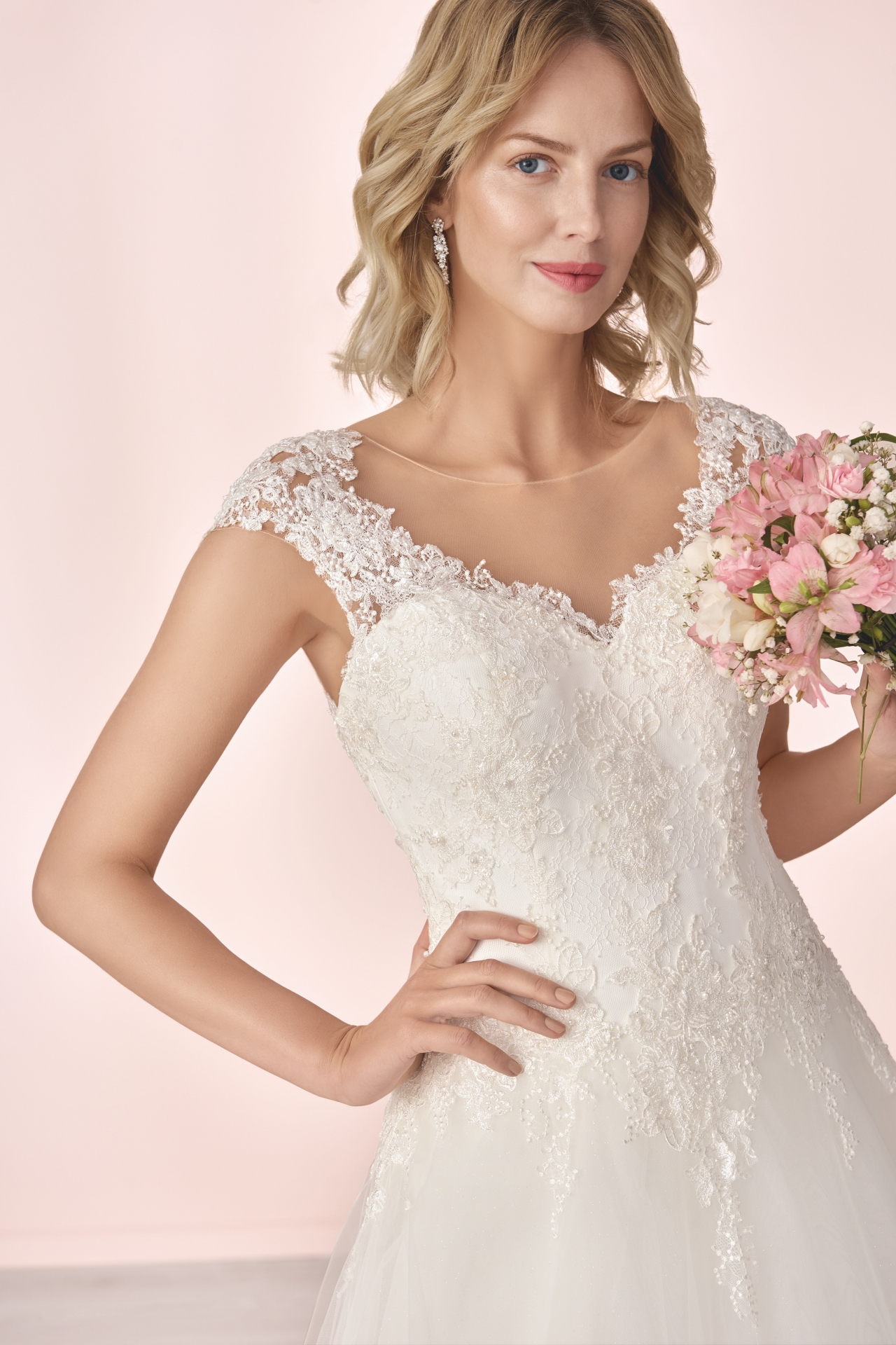 Brautkleid Elizabeth Konin 2019 - 4146T-0