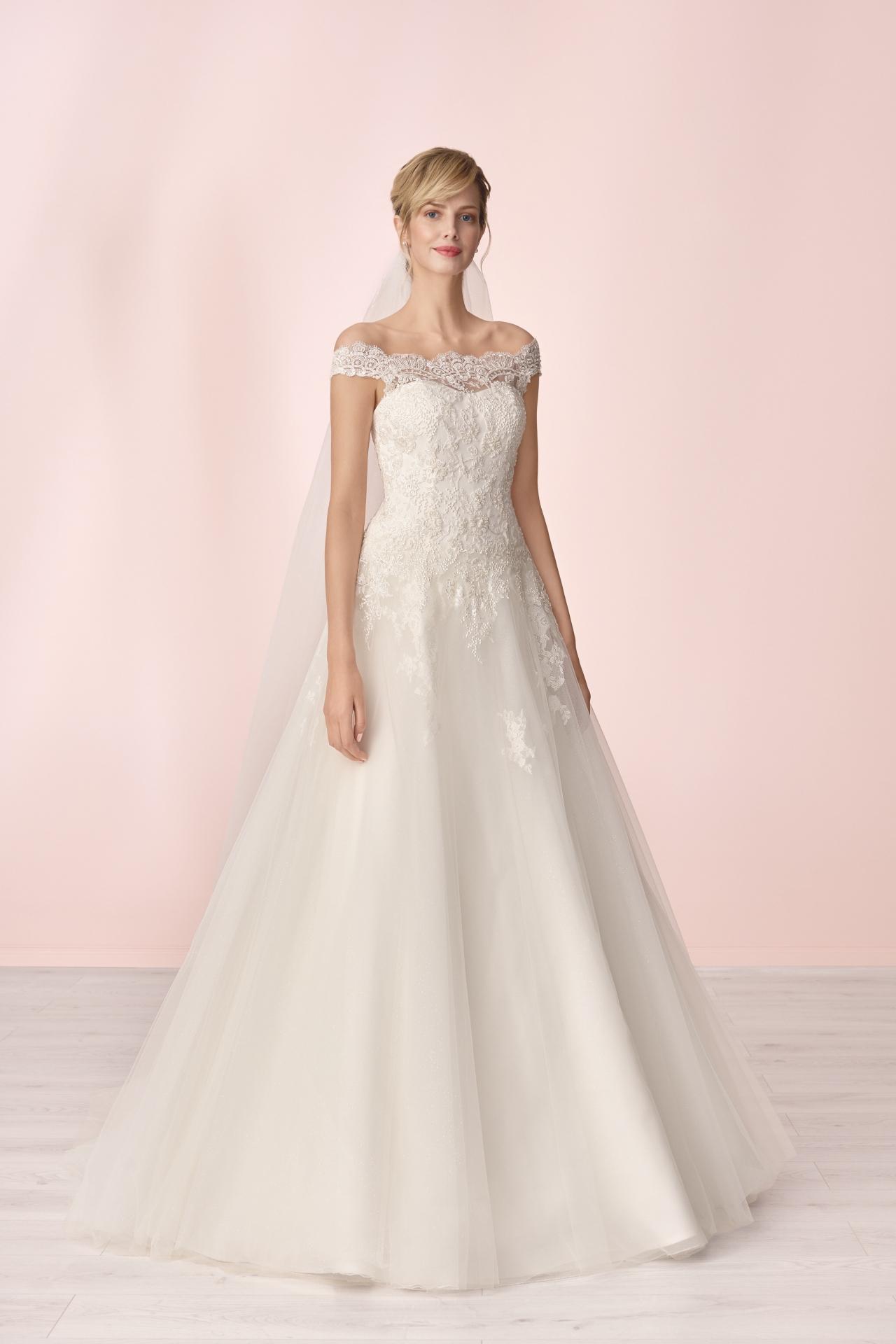 Brautkleid Elizabeth Konin 2019 - 4147T-1