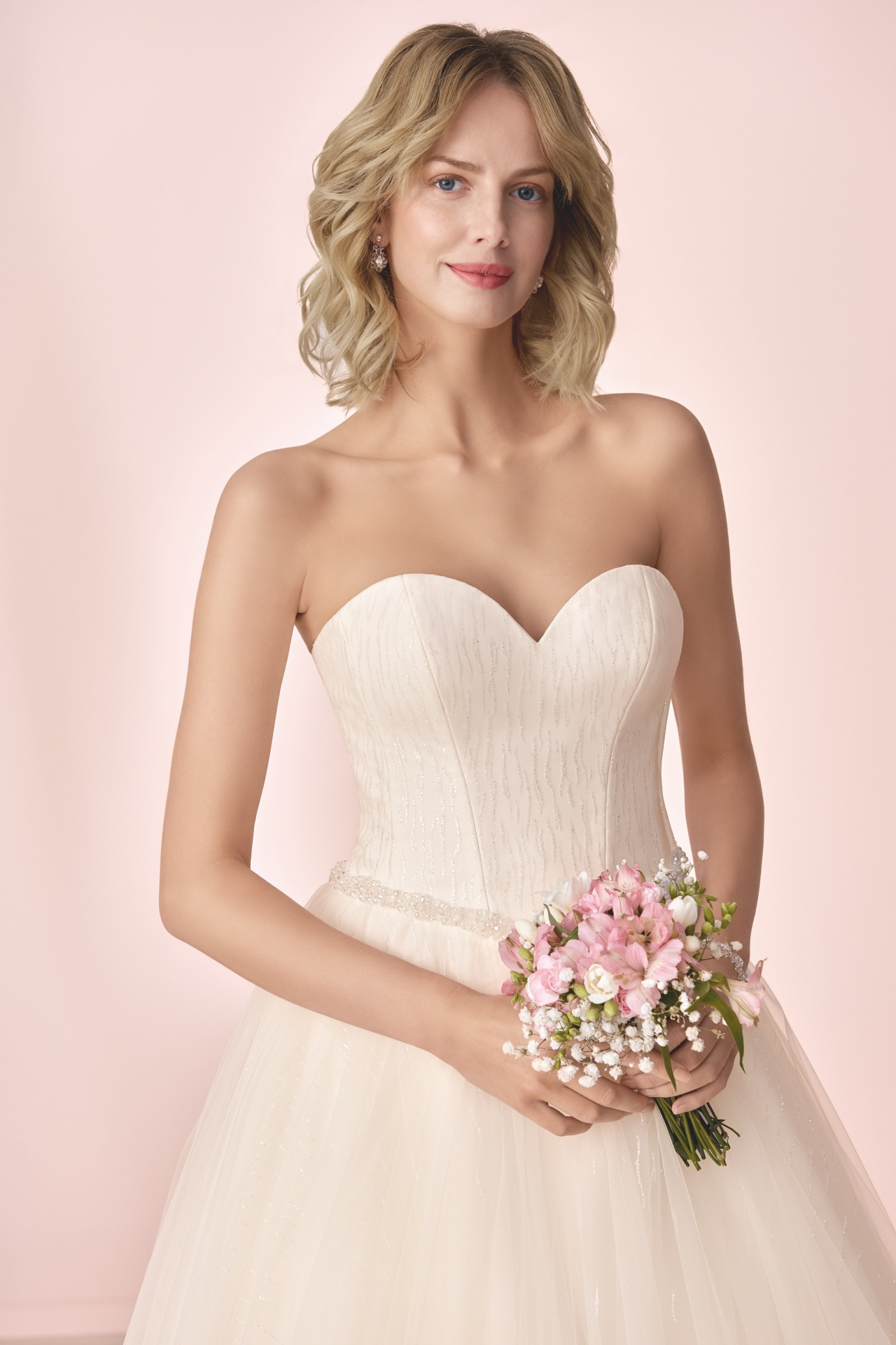 Brautkleid Elizabeth Konin 2019 - 4160T-0