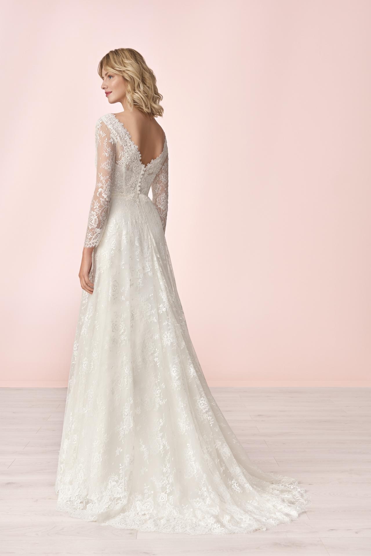 Brautkleid Elizabeth Konin 2019 - 4179T-2