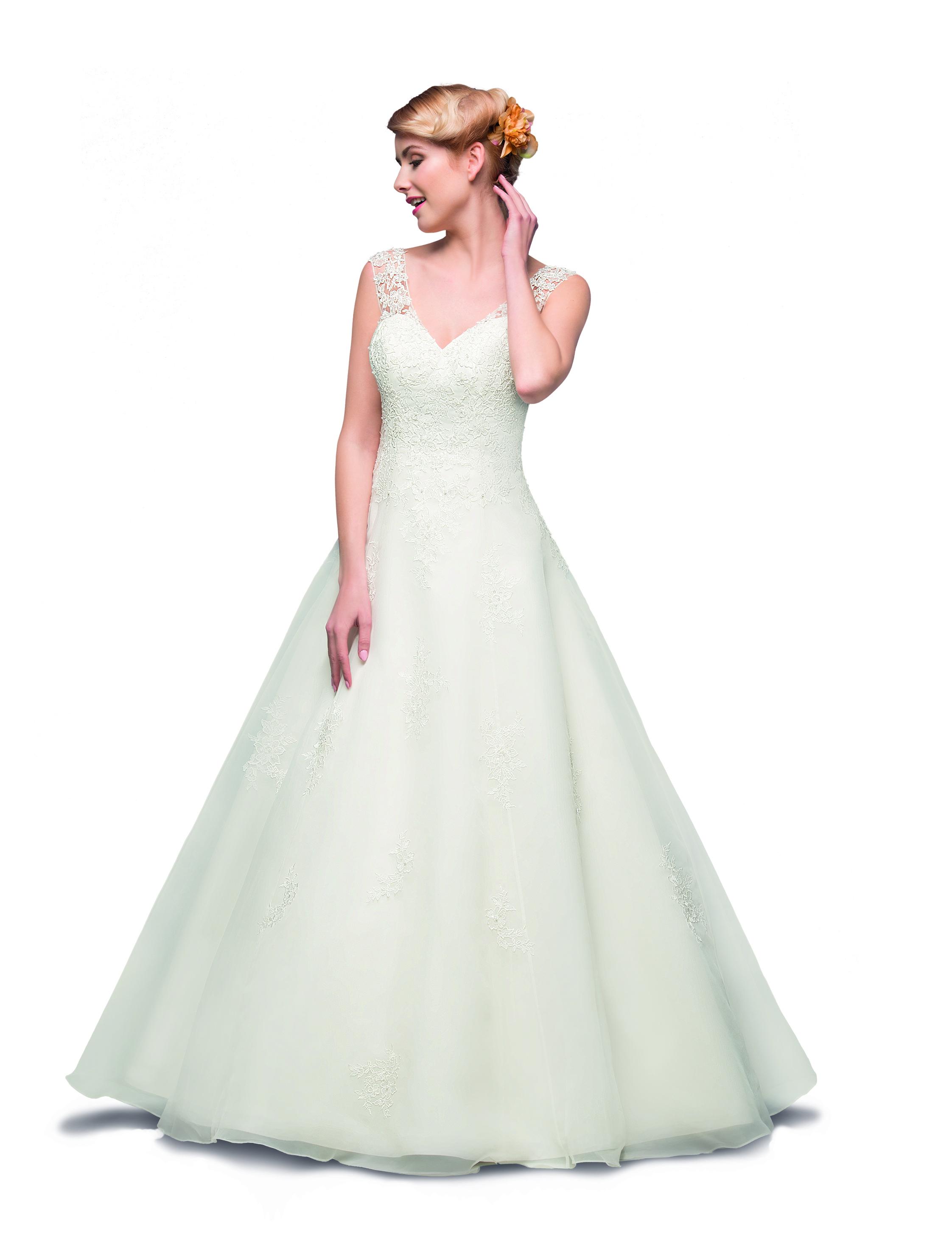 Brautmode Kollektion Lignesse Brautkleid Esmeralda-1