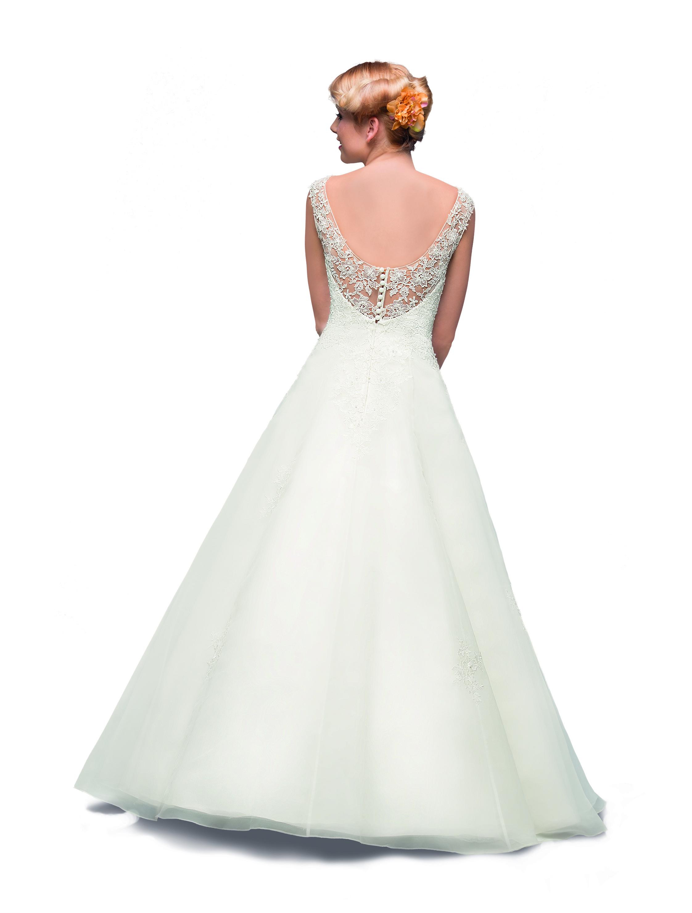 Brautmode Kollektion Lignesse Brautkleid Esmeralda-2