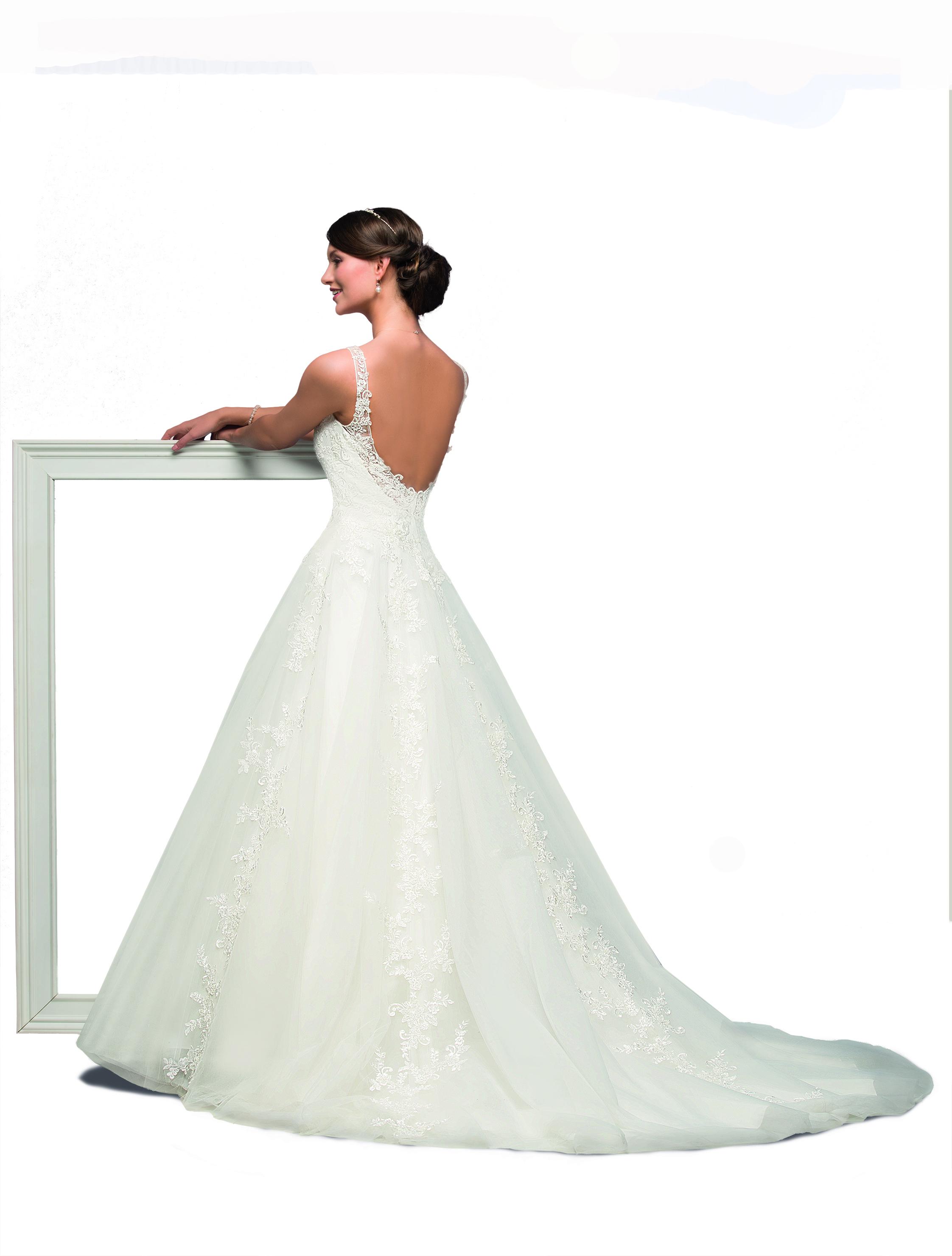 Brautmode Kollektion Lignesse Brautkleid Rana-2